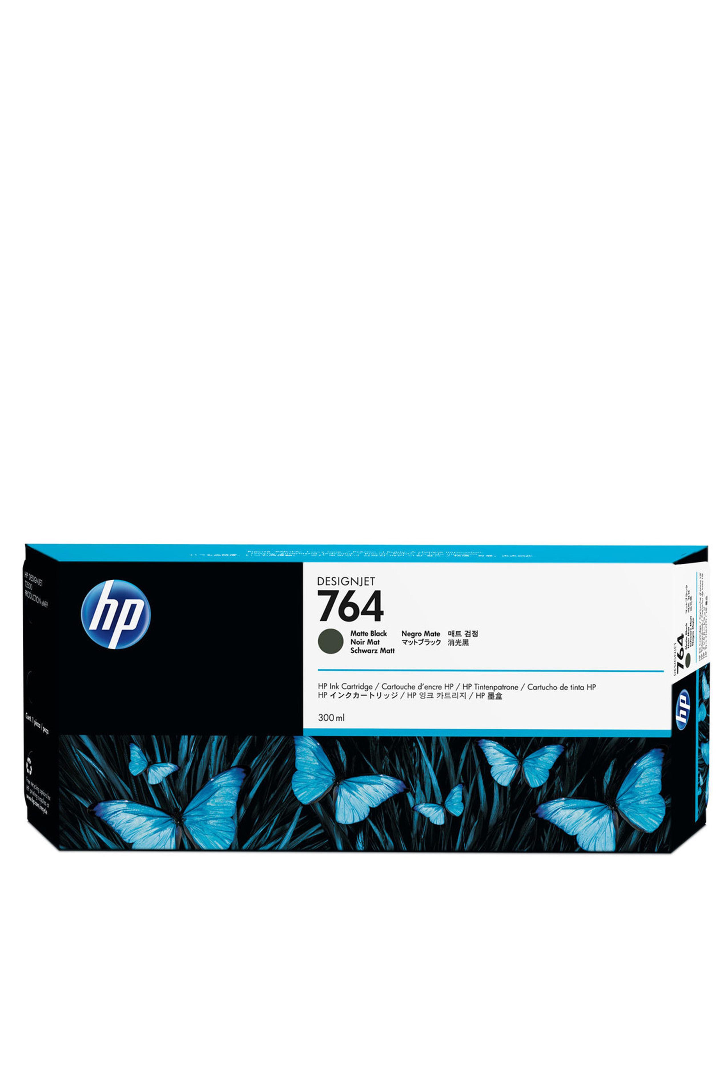 HP 764 (C1Q16A) Matte Black...