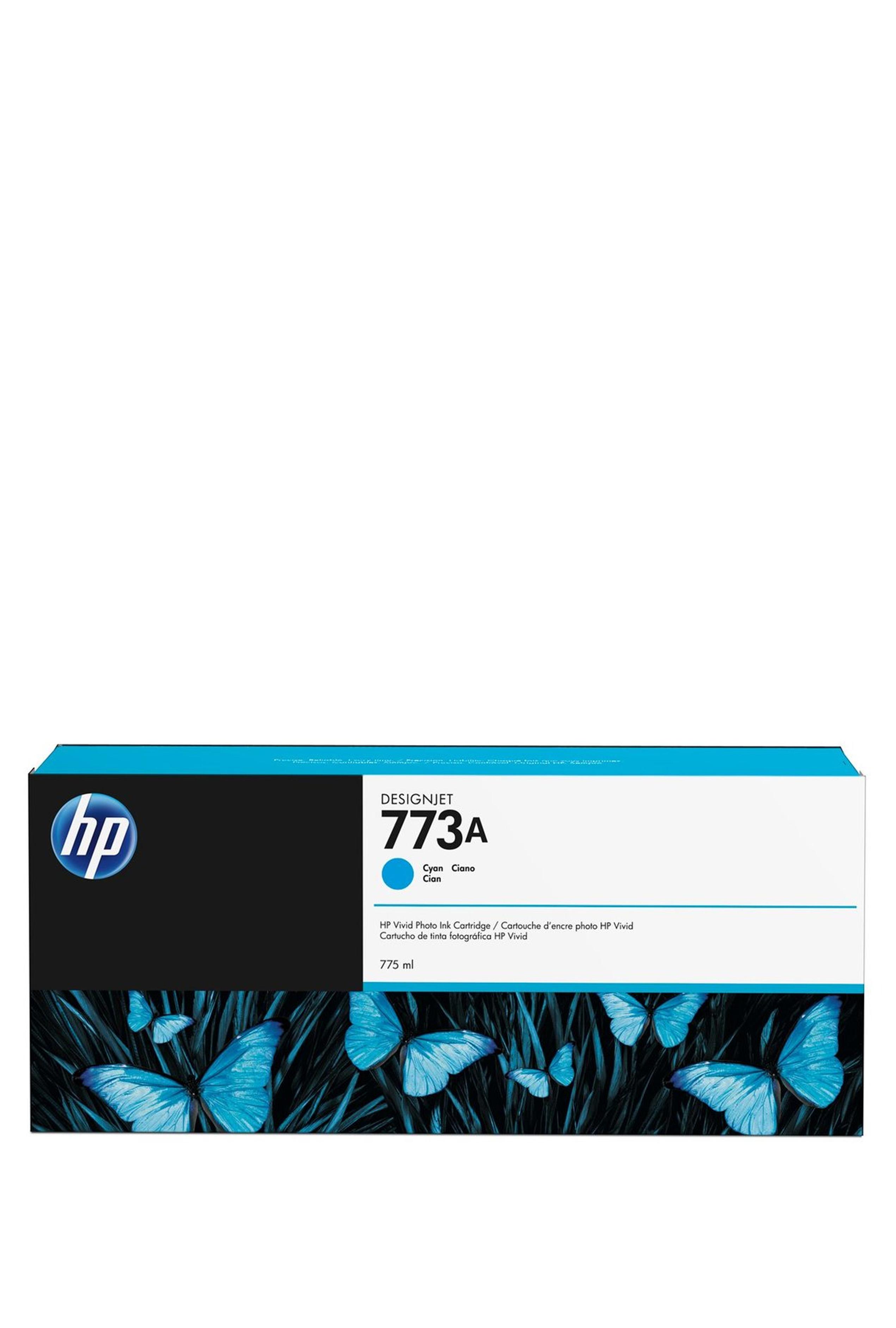 HP 773A (C1Q26A) Cyan Designjet...