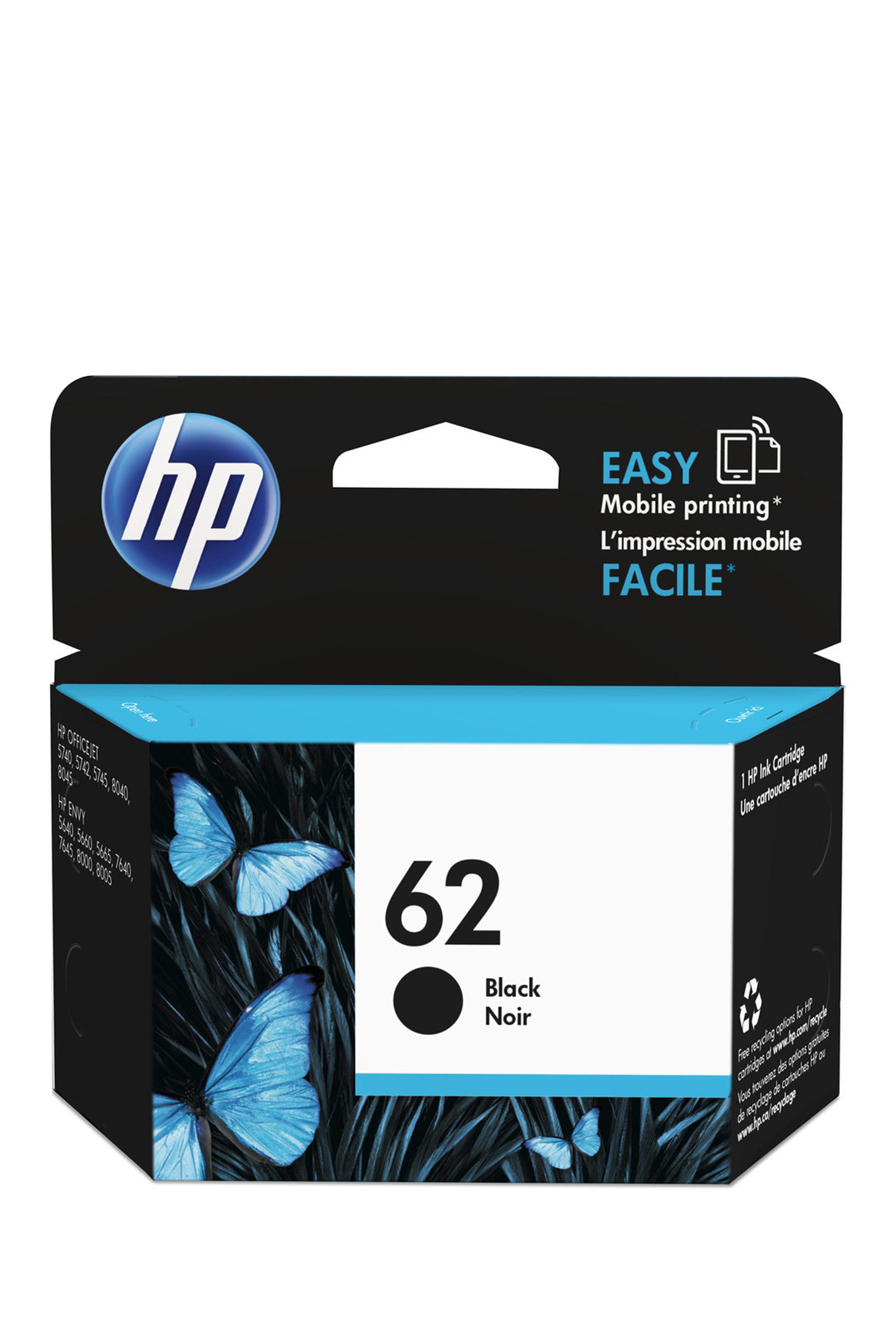 HP 62 (C2P04AN) Black Original...