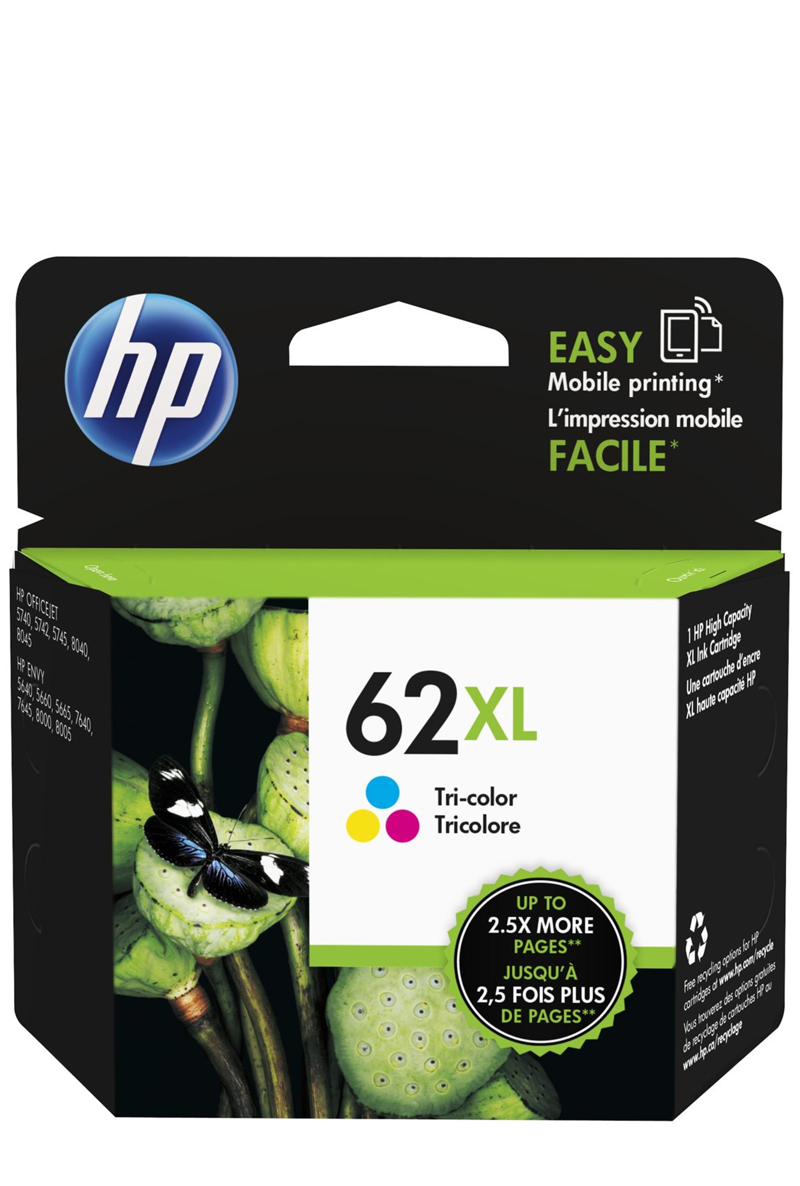 HP 62XL (C2P07AN) High Yield...