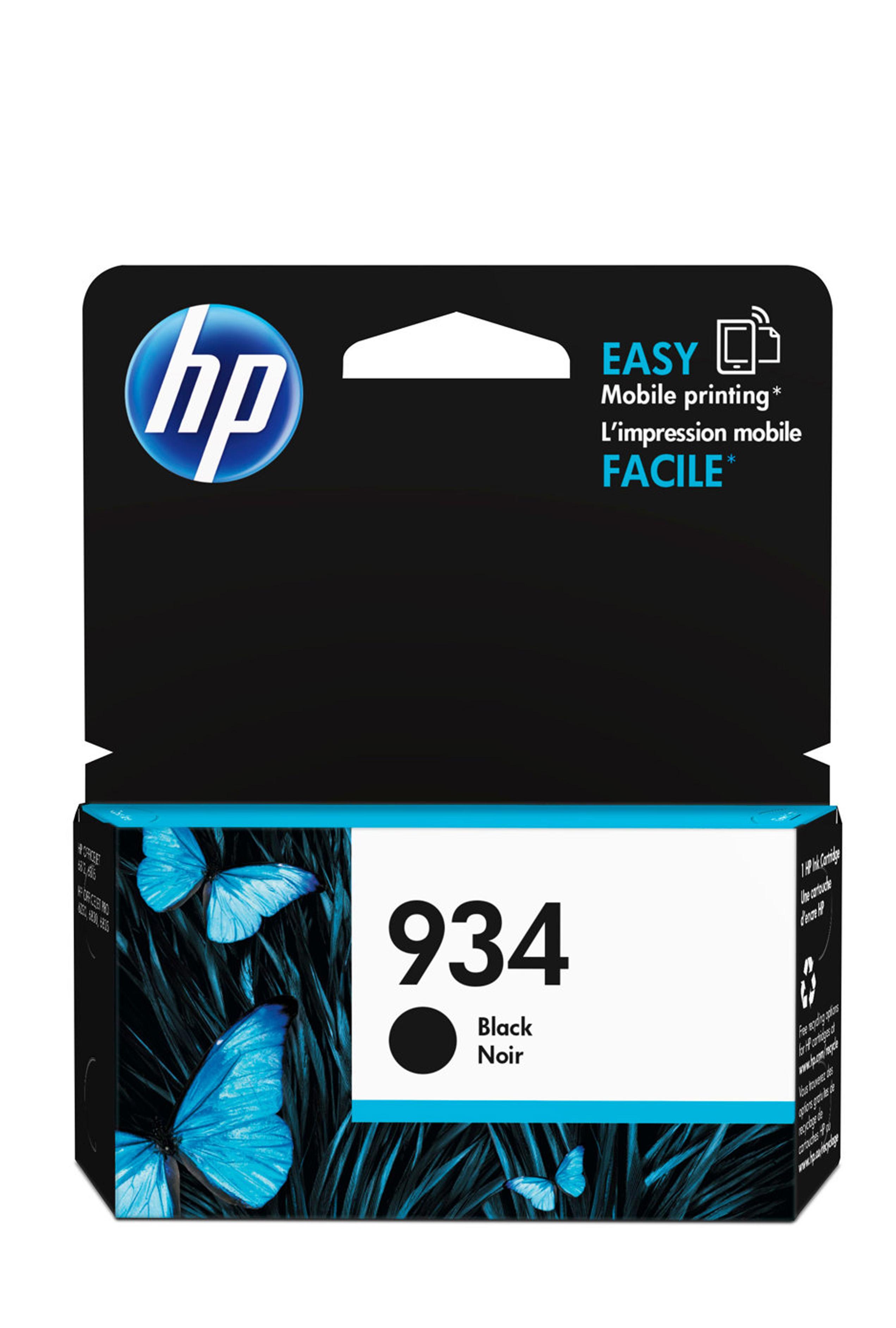 HP 934 (C2P19AN) Black Original...