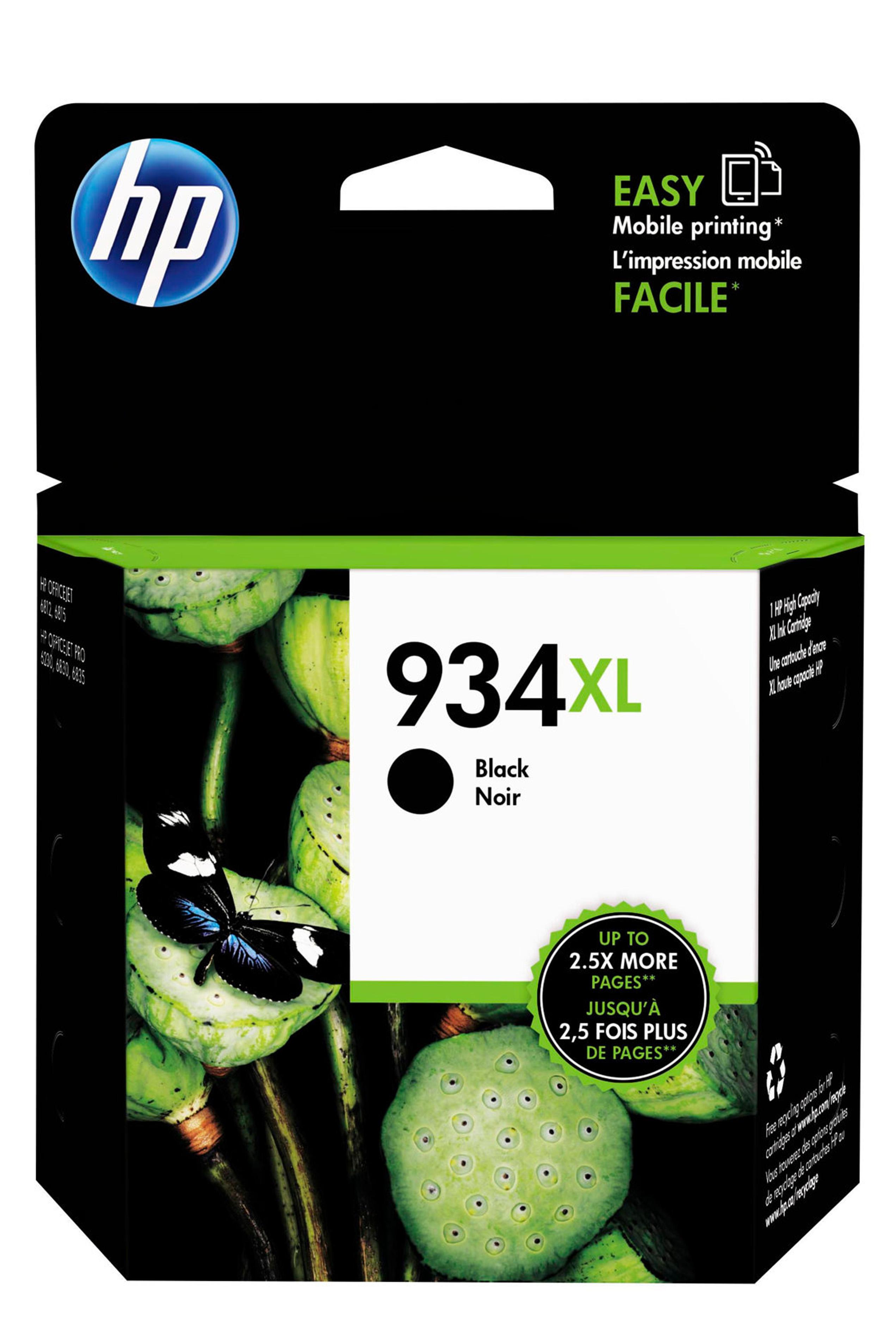 HP 934XL (C2P23AN) High Yield...