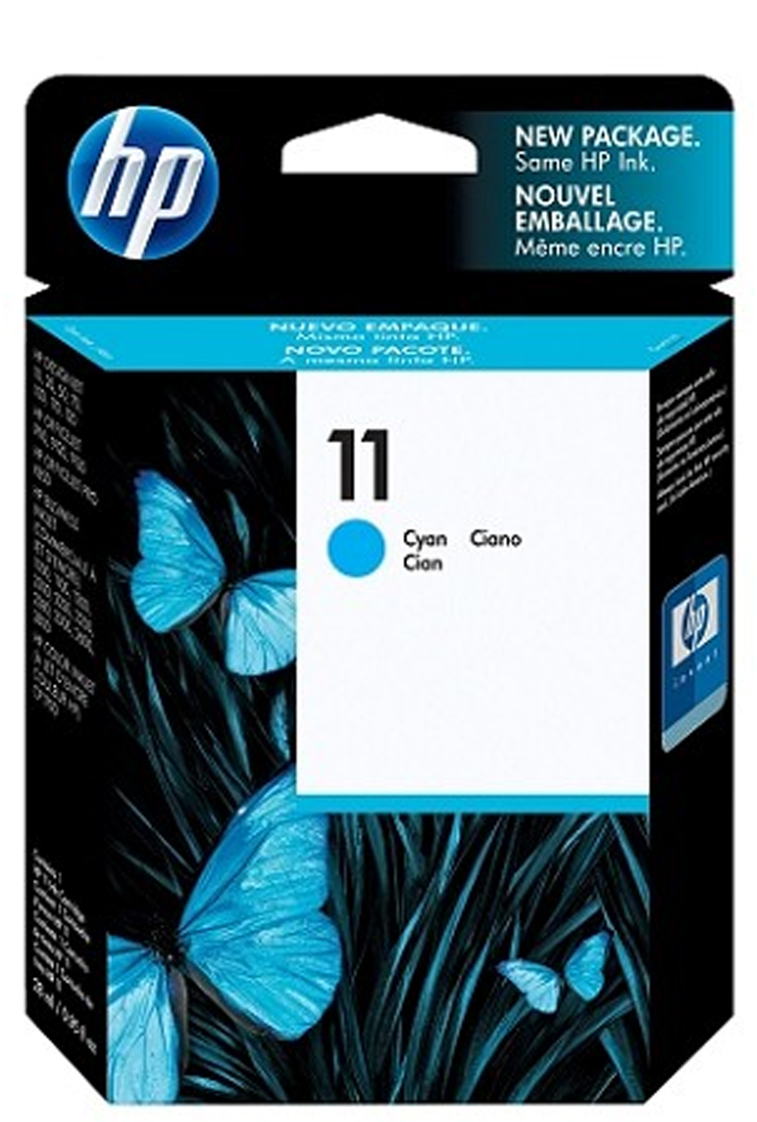 HP 80 (C4823A) Yellow Printhead/Printhead...