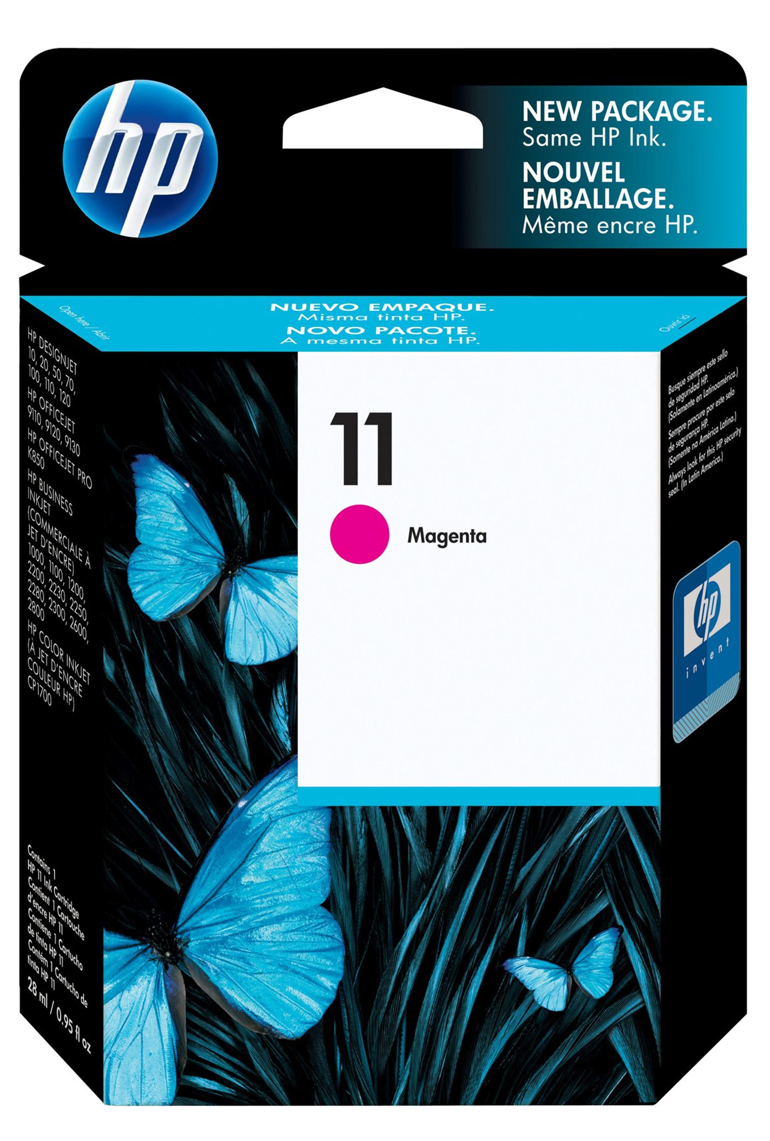 HP 11 (C4837A) Magenta Original...