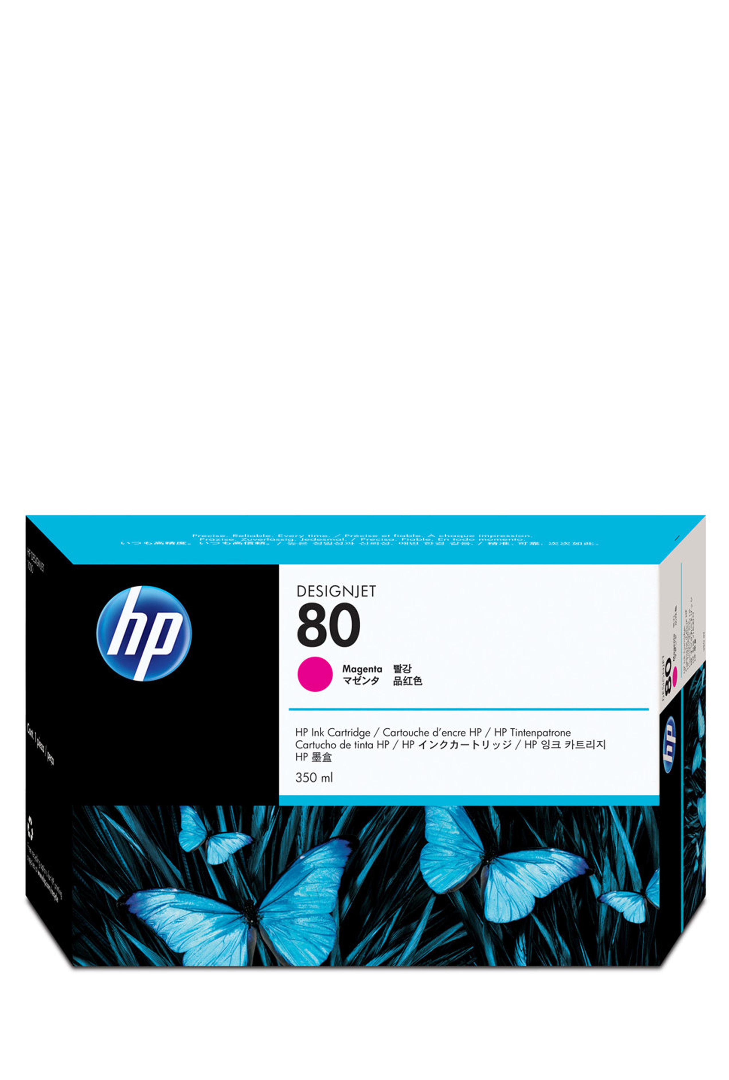 HP 80 (C4847A) Magenta Original...