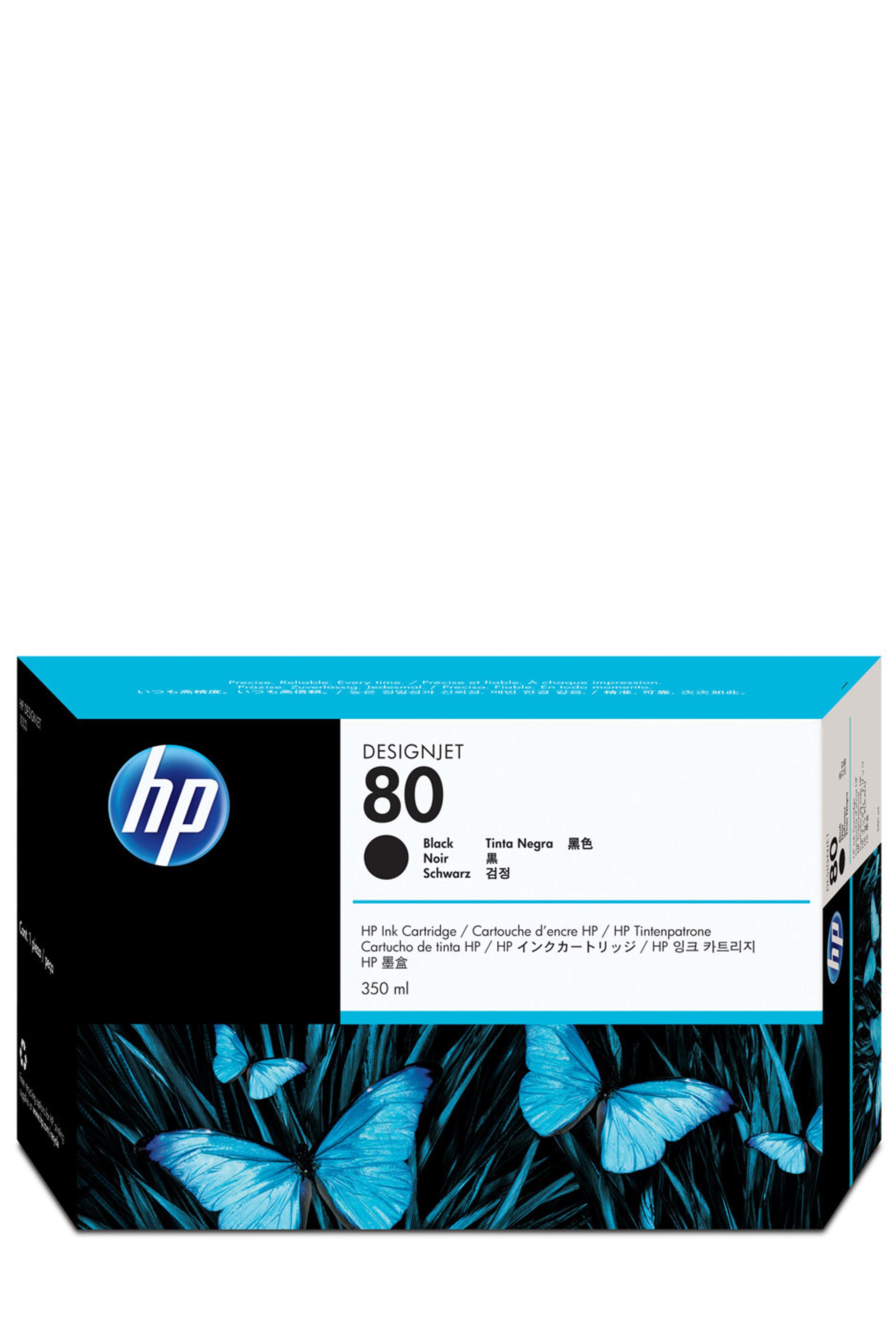 HP 80 (C4871A) Black Original...
