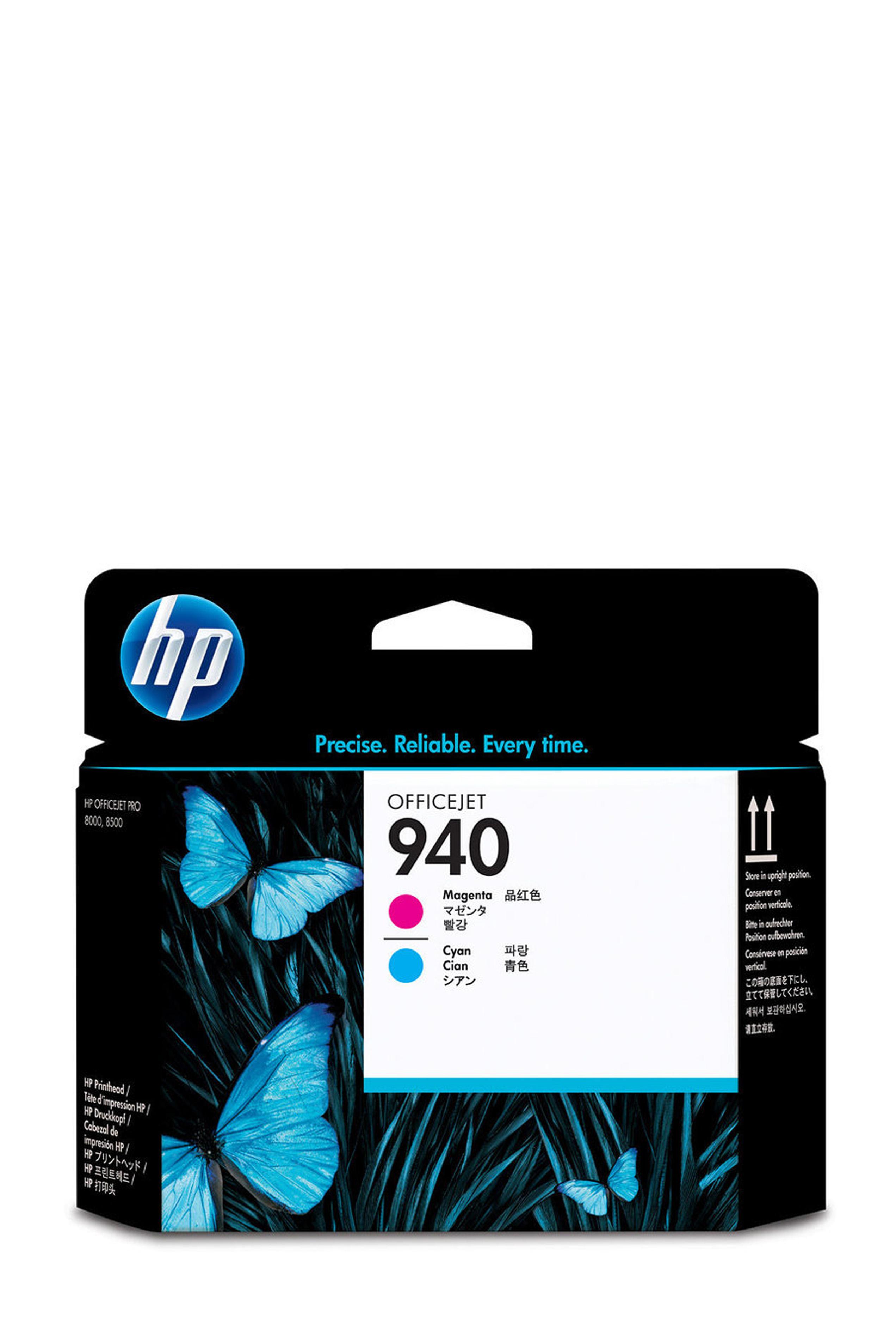 HP 940 (C4901A) Cyan/Magenta...