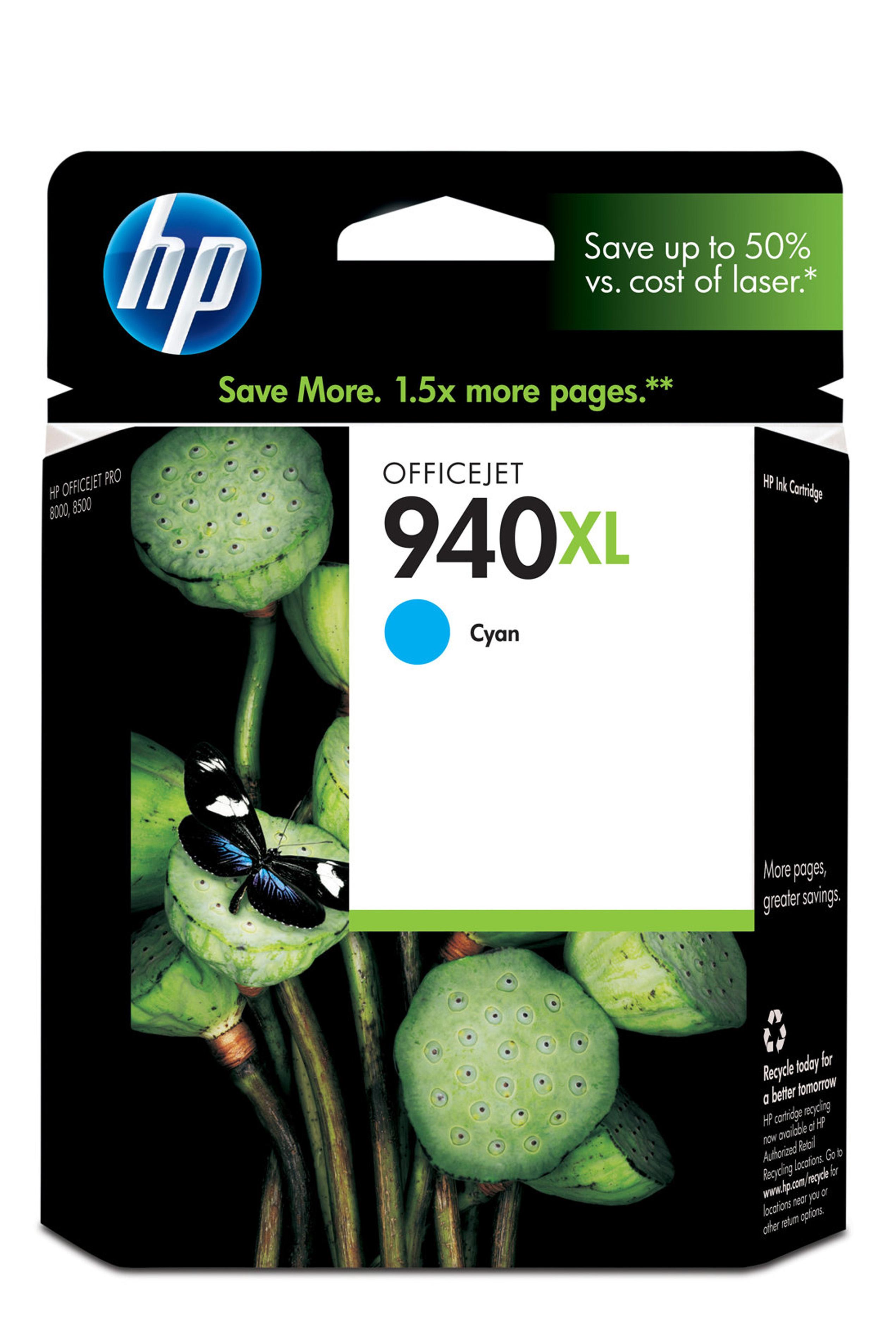 HP 940XL (C4907AN) High Yield...