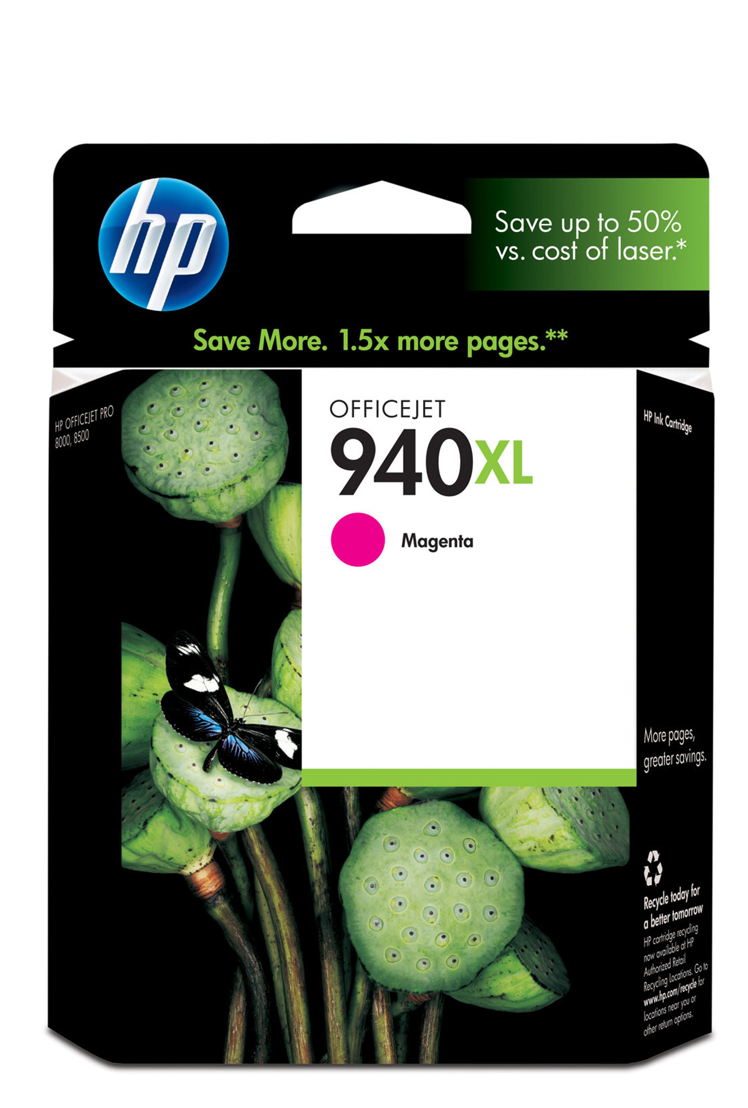 HP 940XL (C4908AN) High Yield...