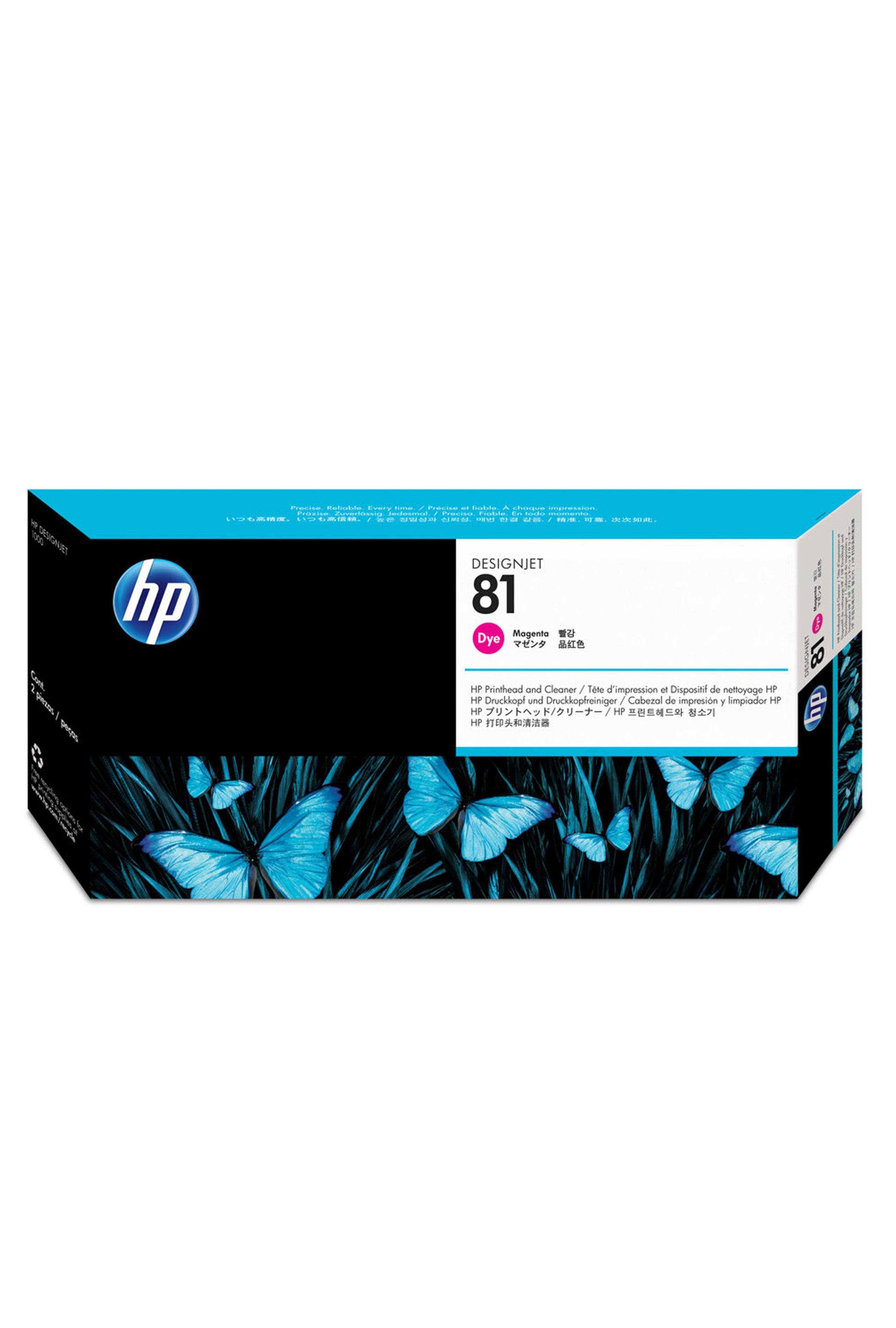 HP 81 (C4952A) Magenta Dye...