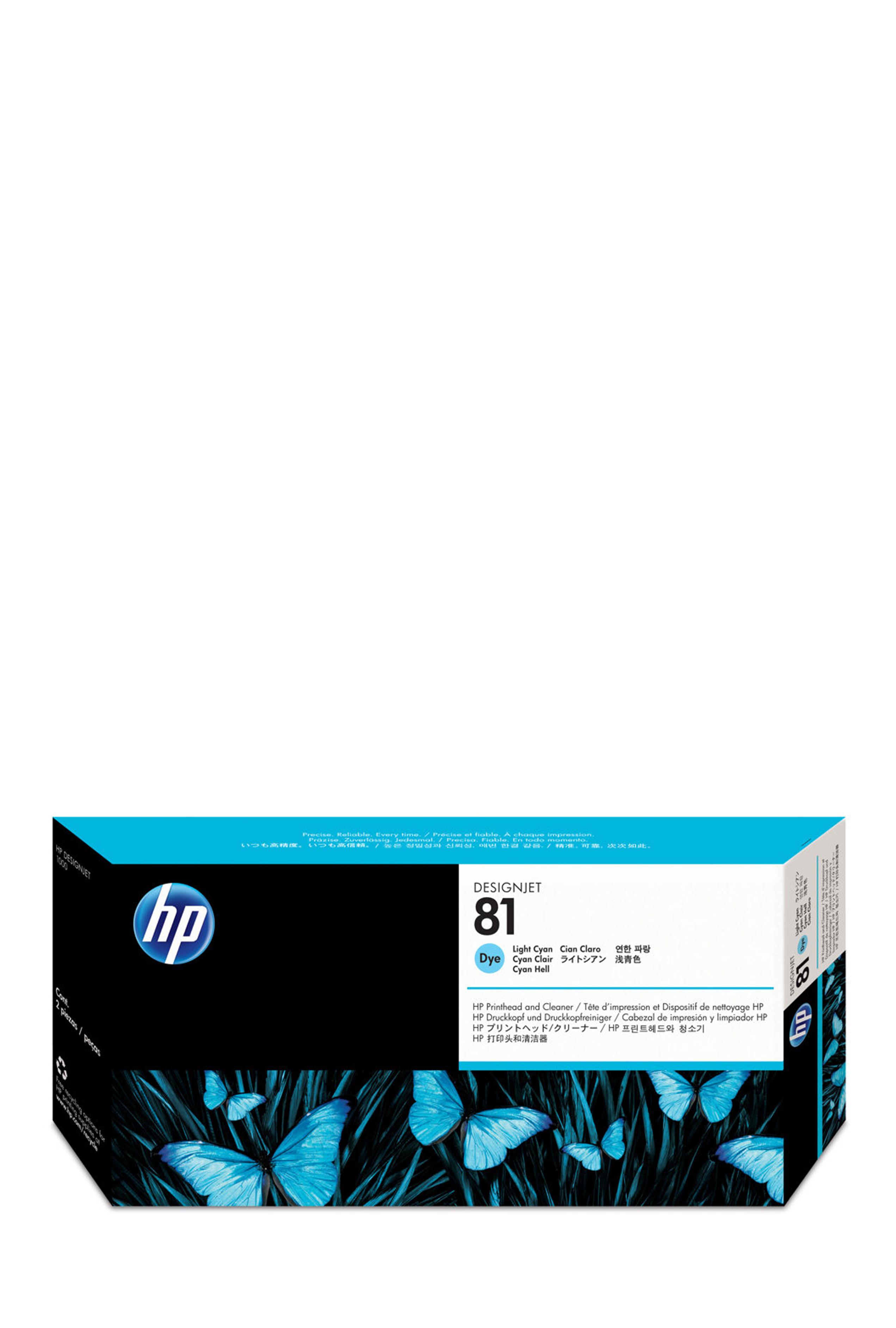 HP 81 (C4954A) Light Cyan...