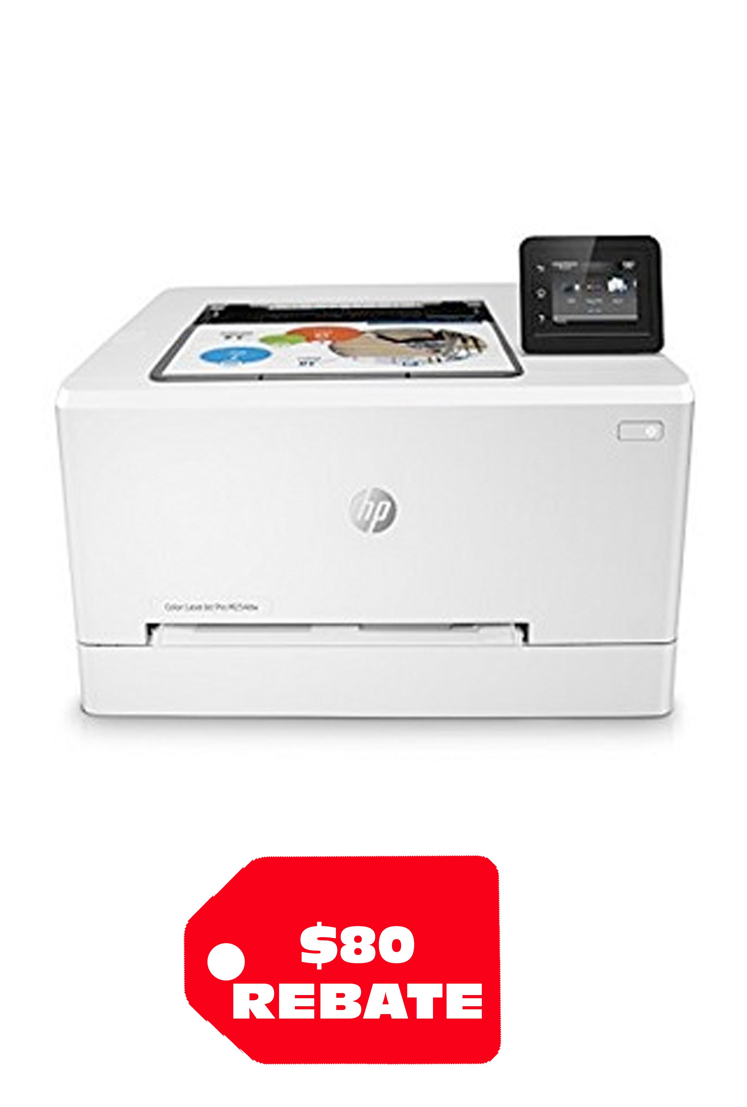 HP Color LaserJet Pro M254dw...
