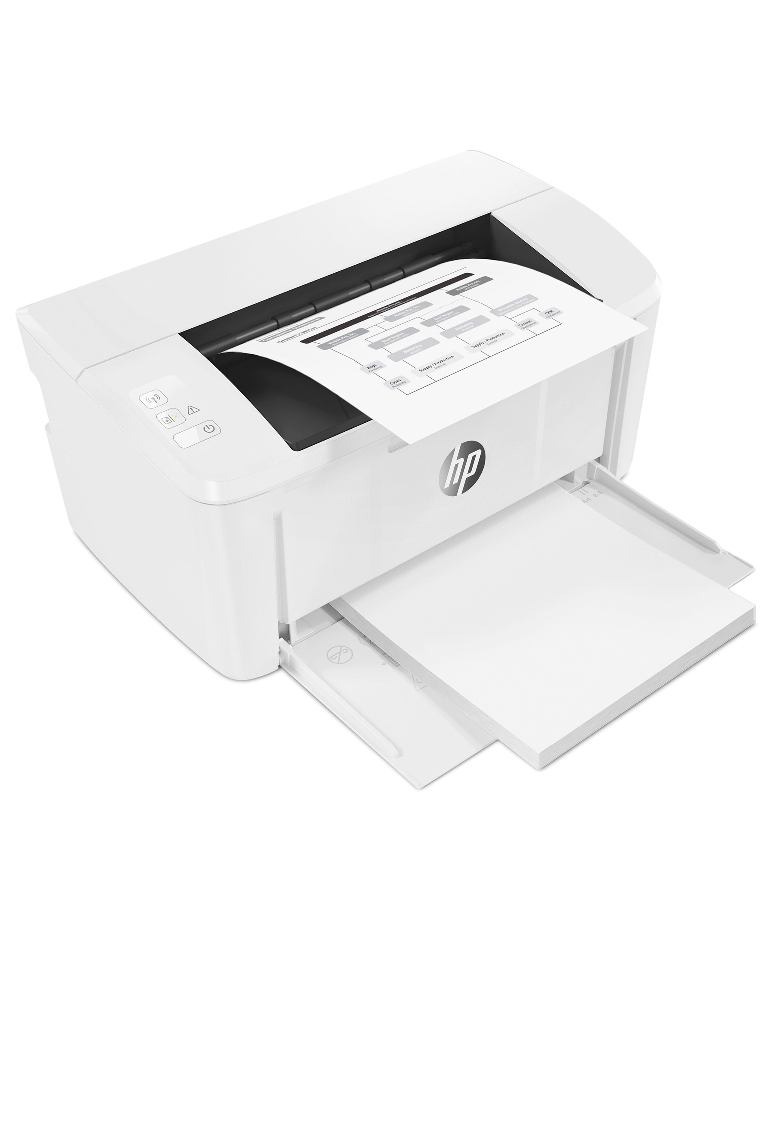 HP LASERJET PRO M15W MONOCHROME PRINTER (18 PPM)