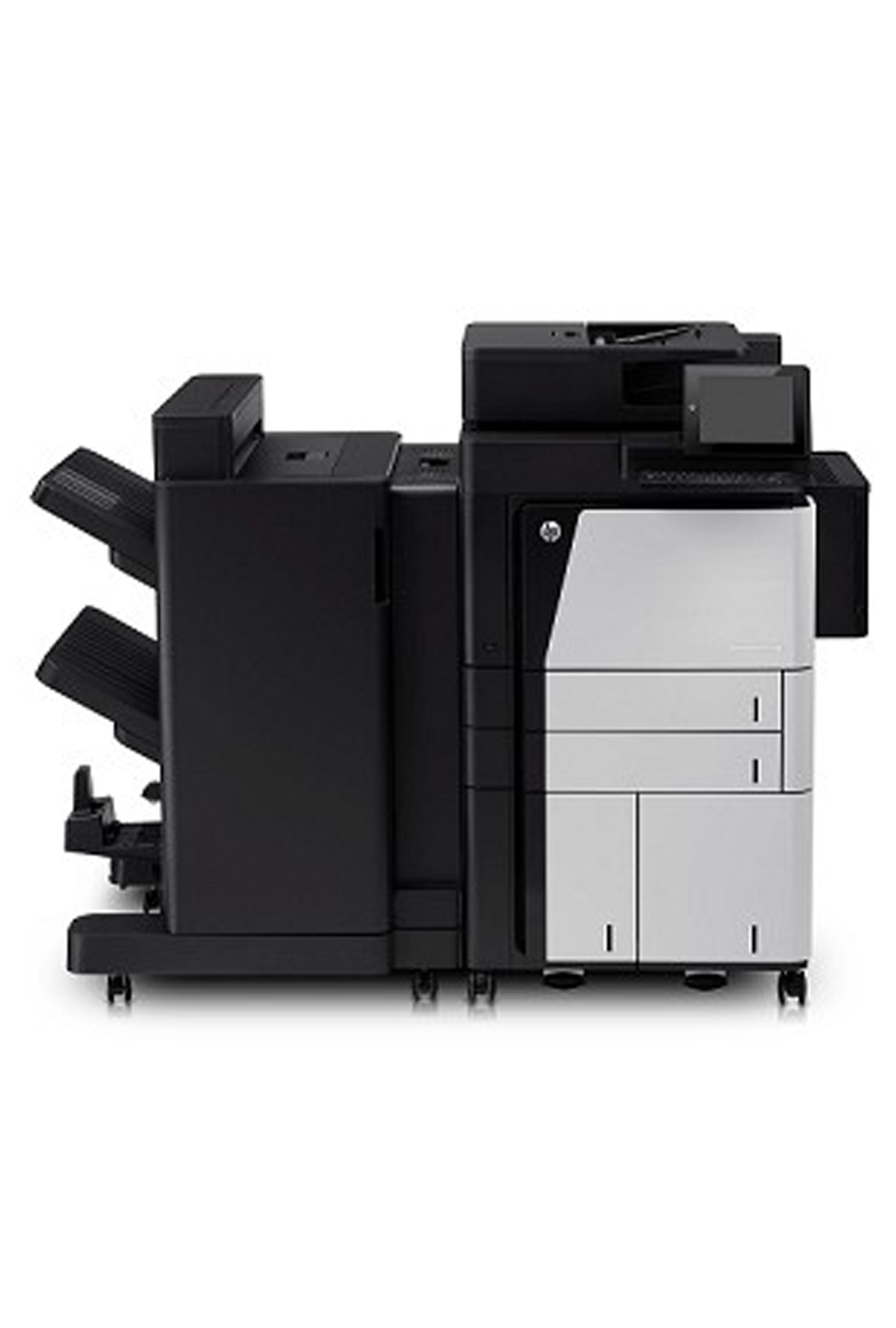 HP LaserJet Enterprise flow...