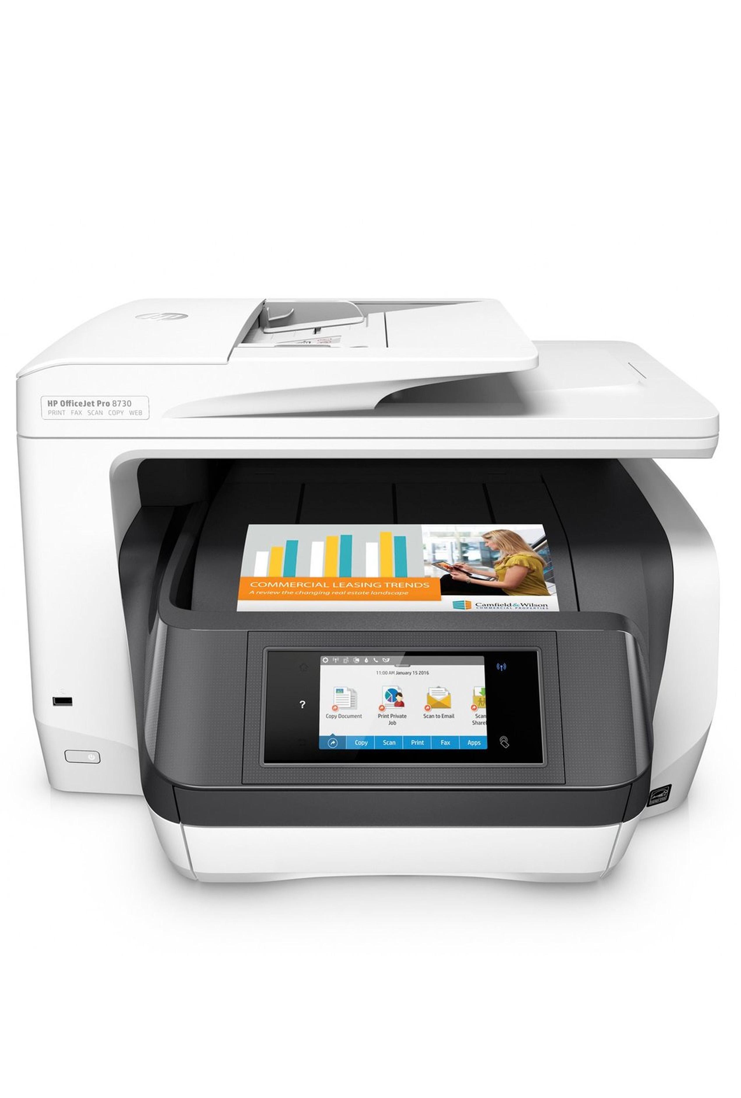 HP OfficeJet Pro 8730 All-in-One...