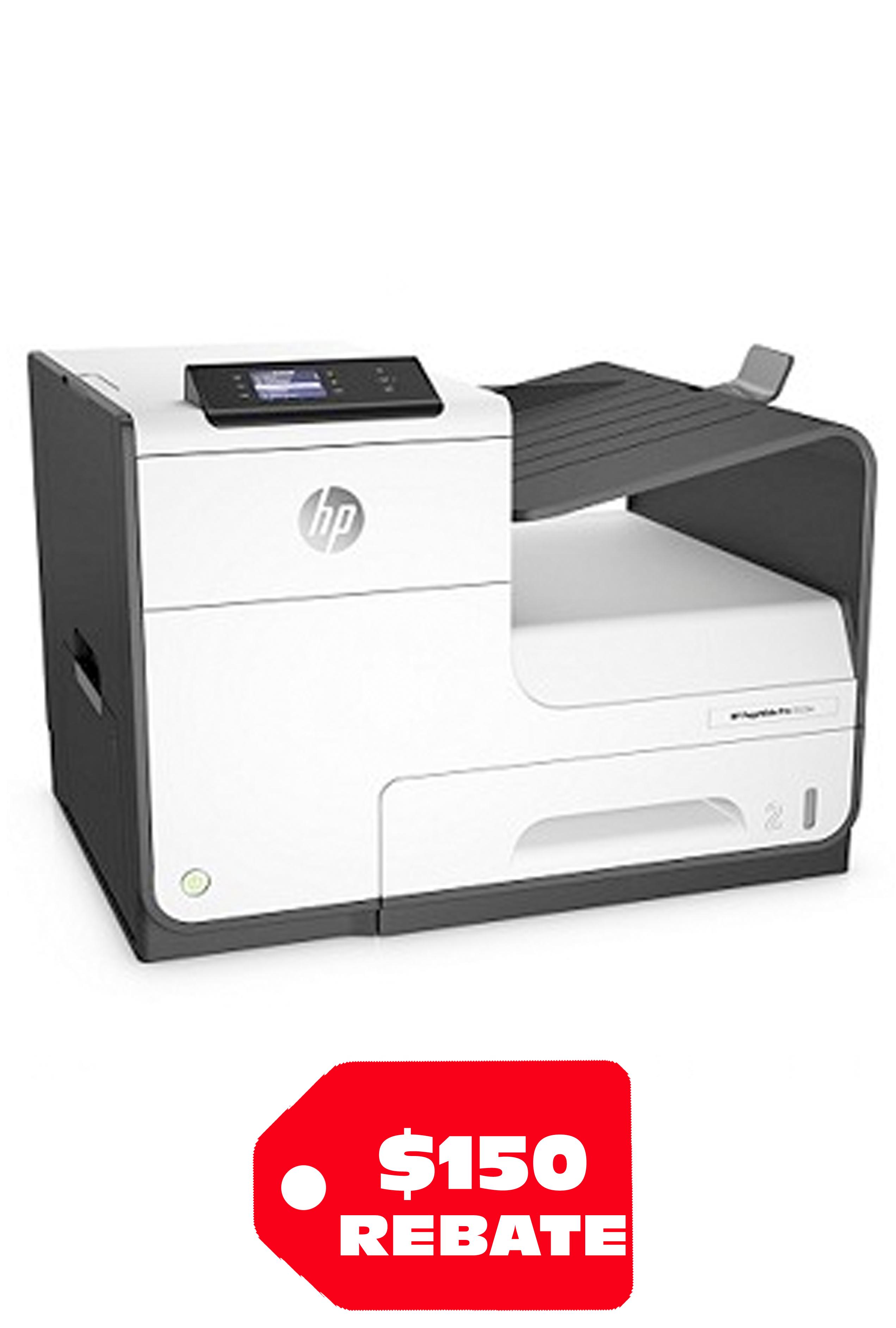 HP PageWide Pro 452dw 40ppm/ 40ppm Printer