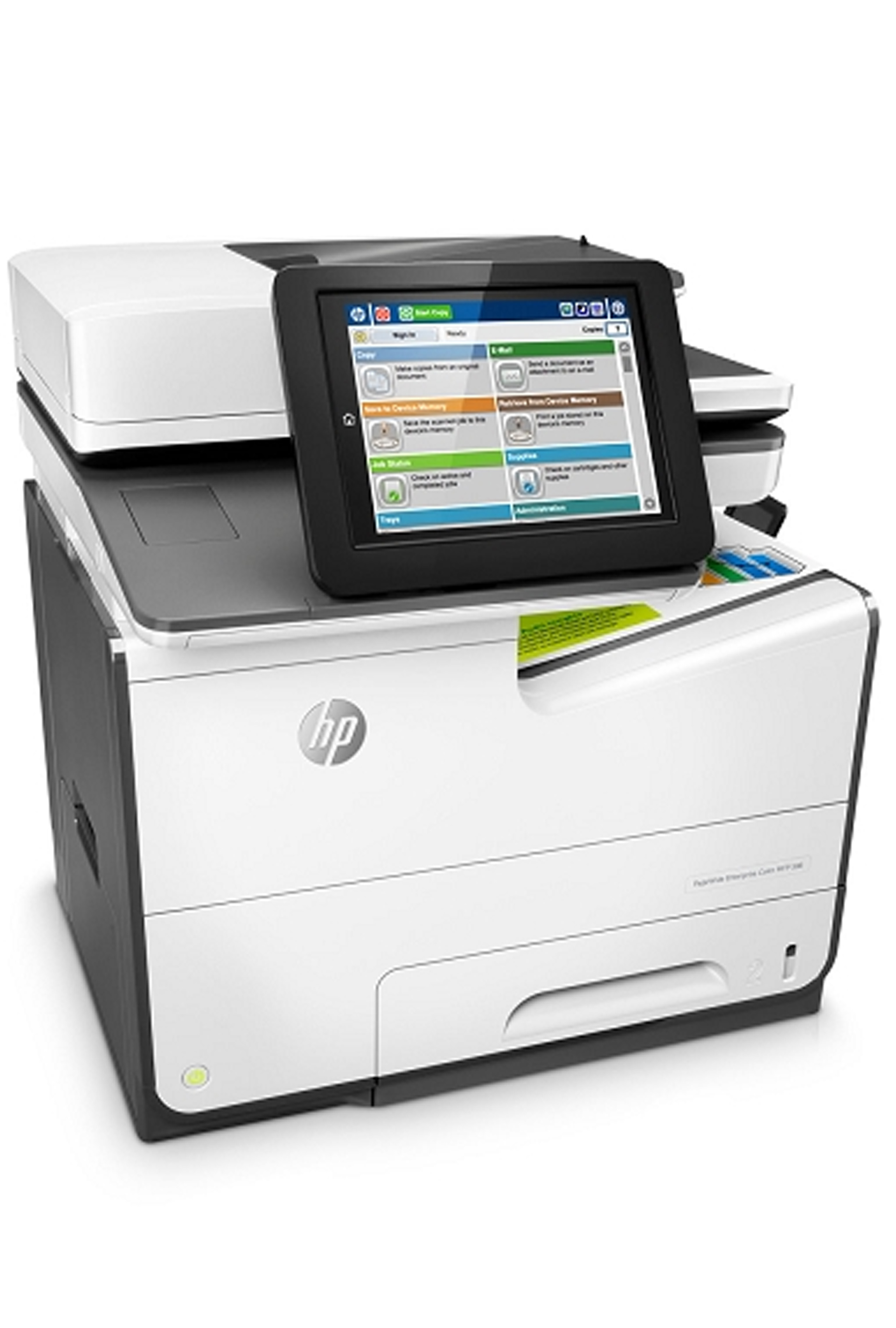 HP Color PageWide Enterprise 586dn 50ppm/ 50ppm Multifunction...