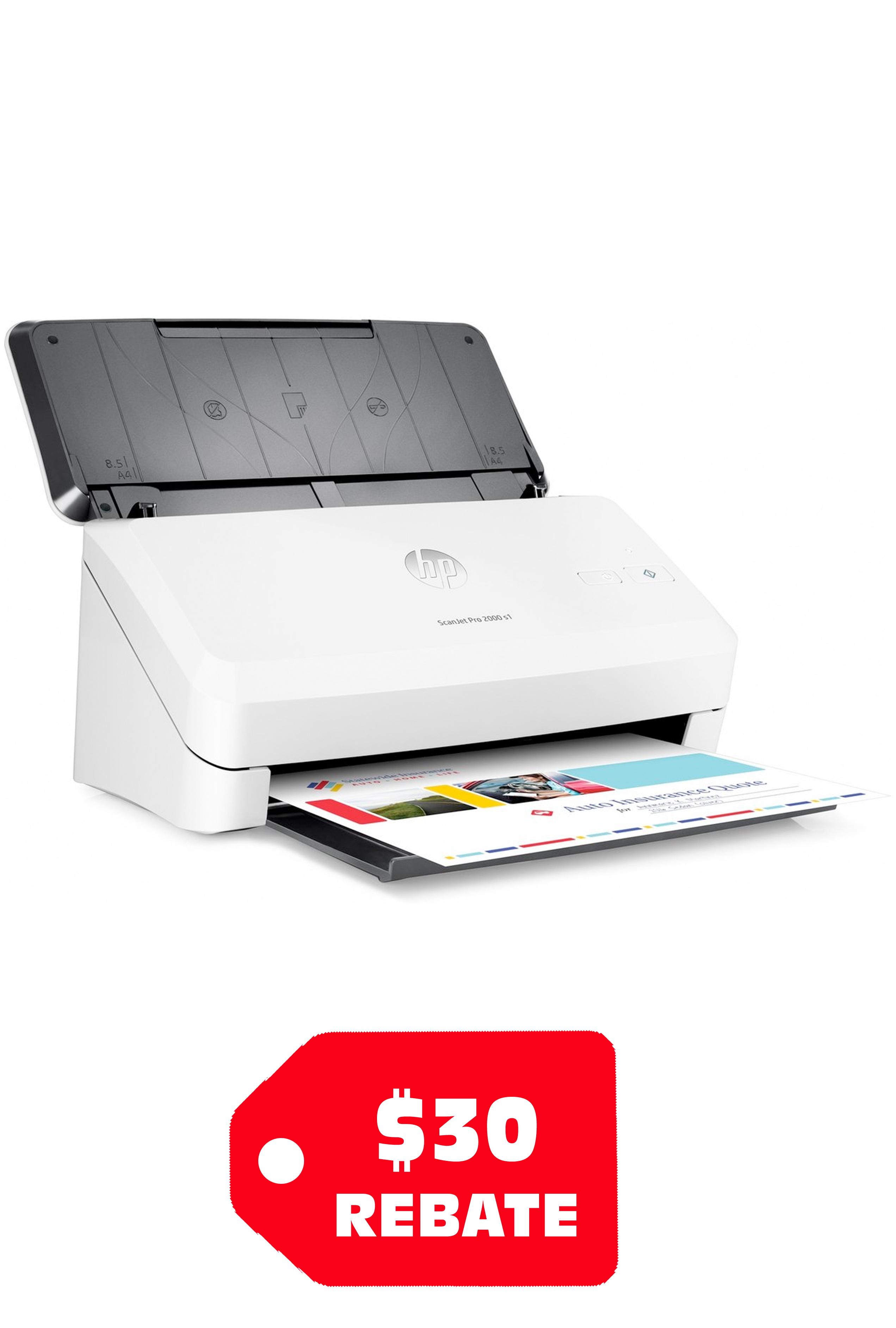 HP ScanJet Pro 2000...