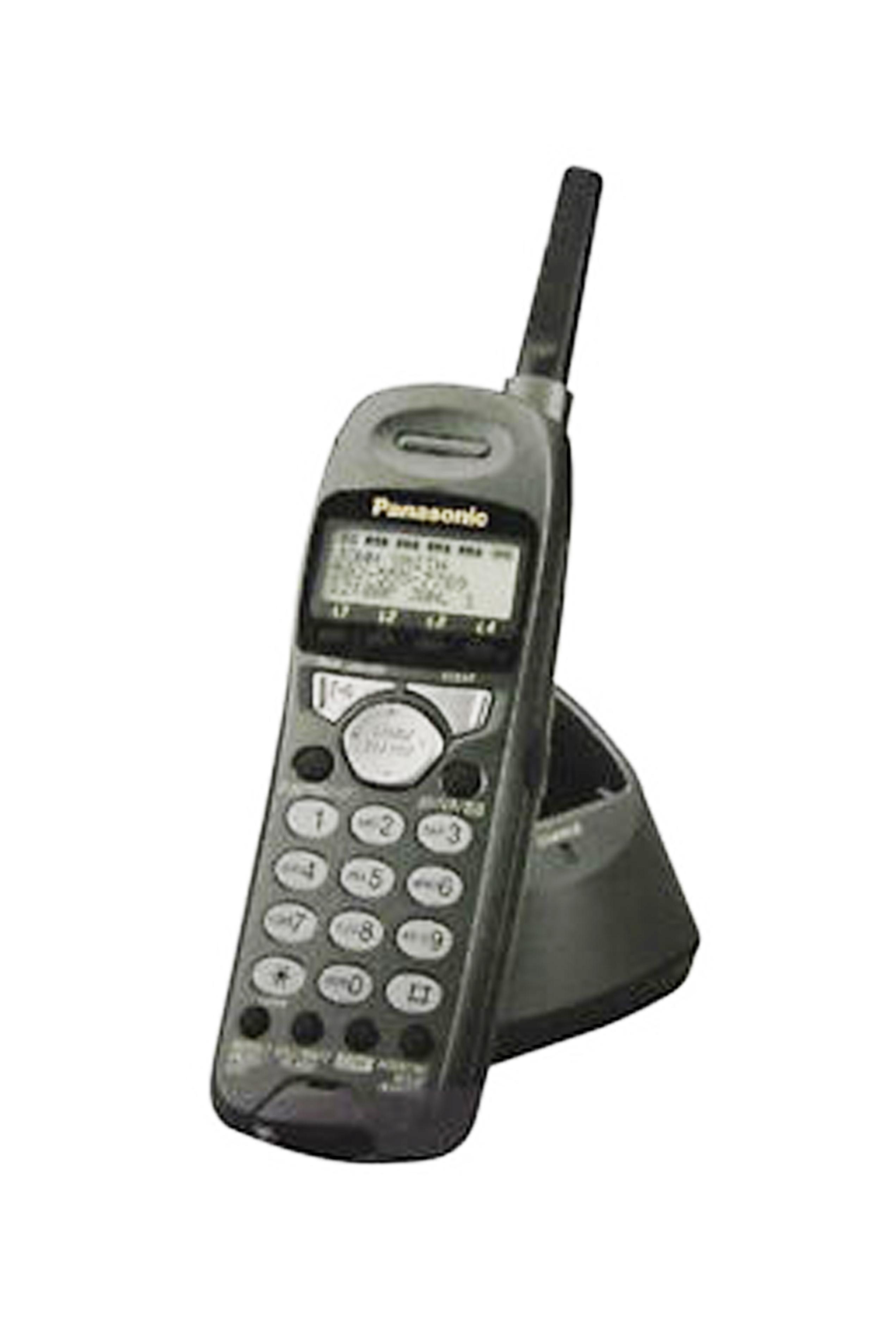 Panasonic KX-TGA400B Multi-Handset Cordless Phone