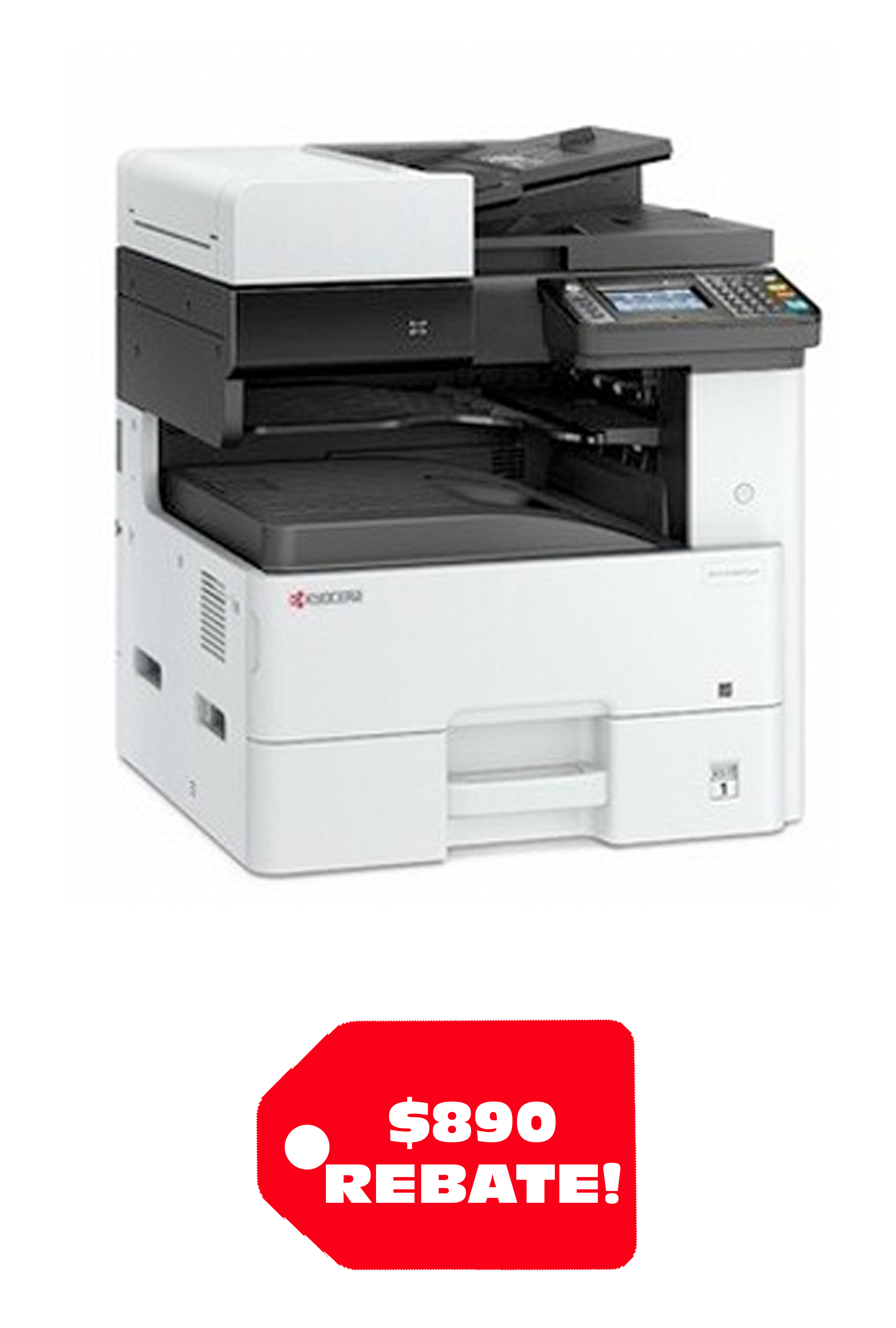 Kyocera ECOSYS M4125idn (25ppm) Package