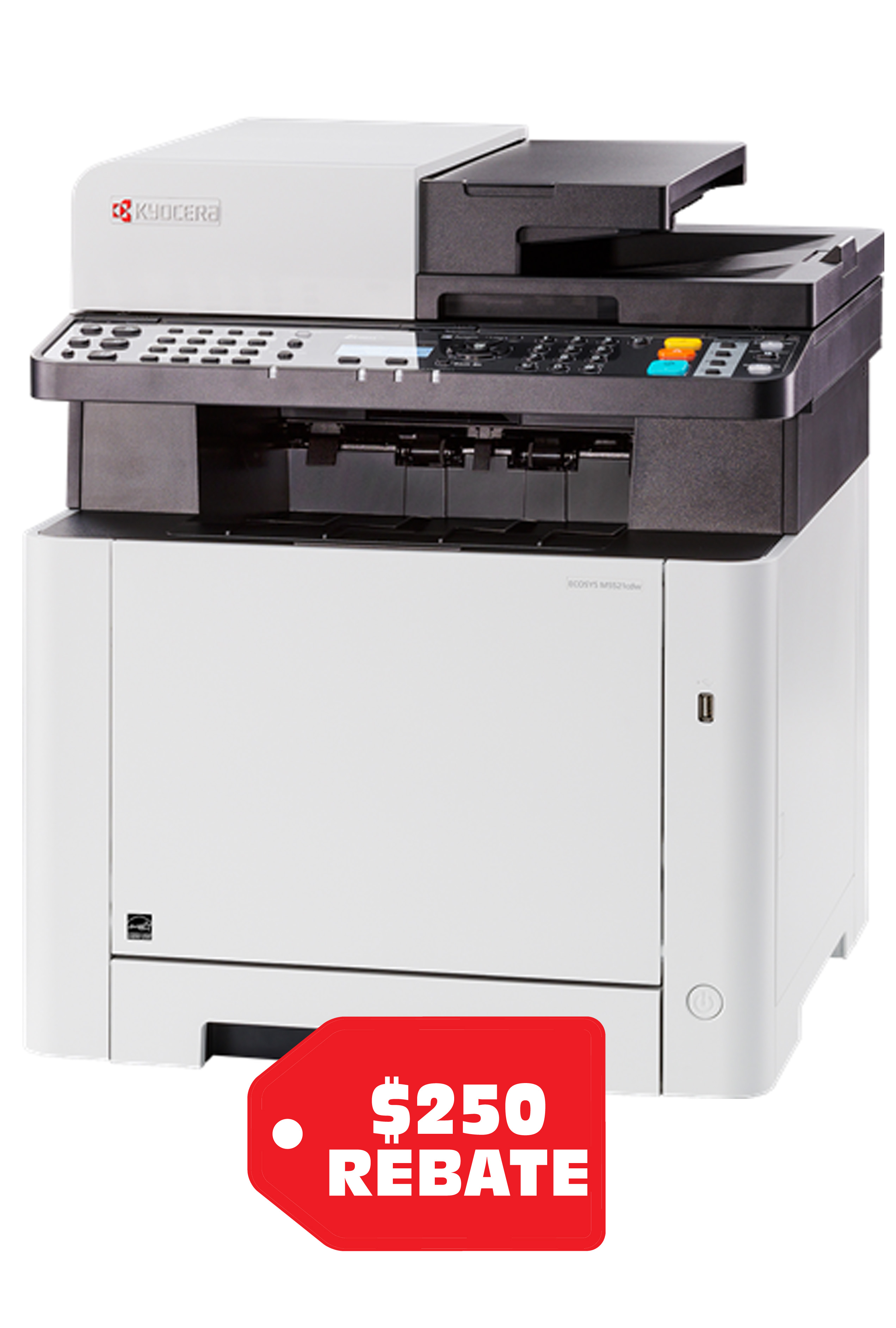 Kyocera Ecosys M5521CDW Color...