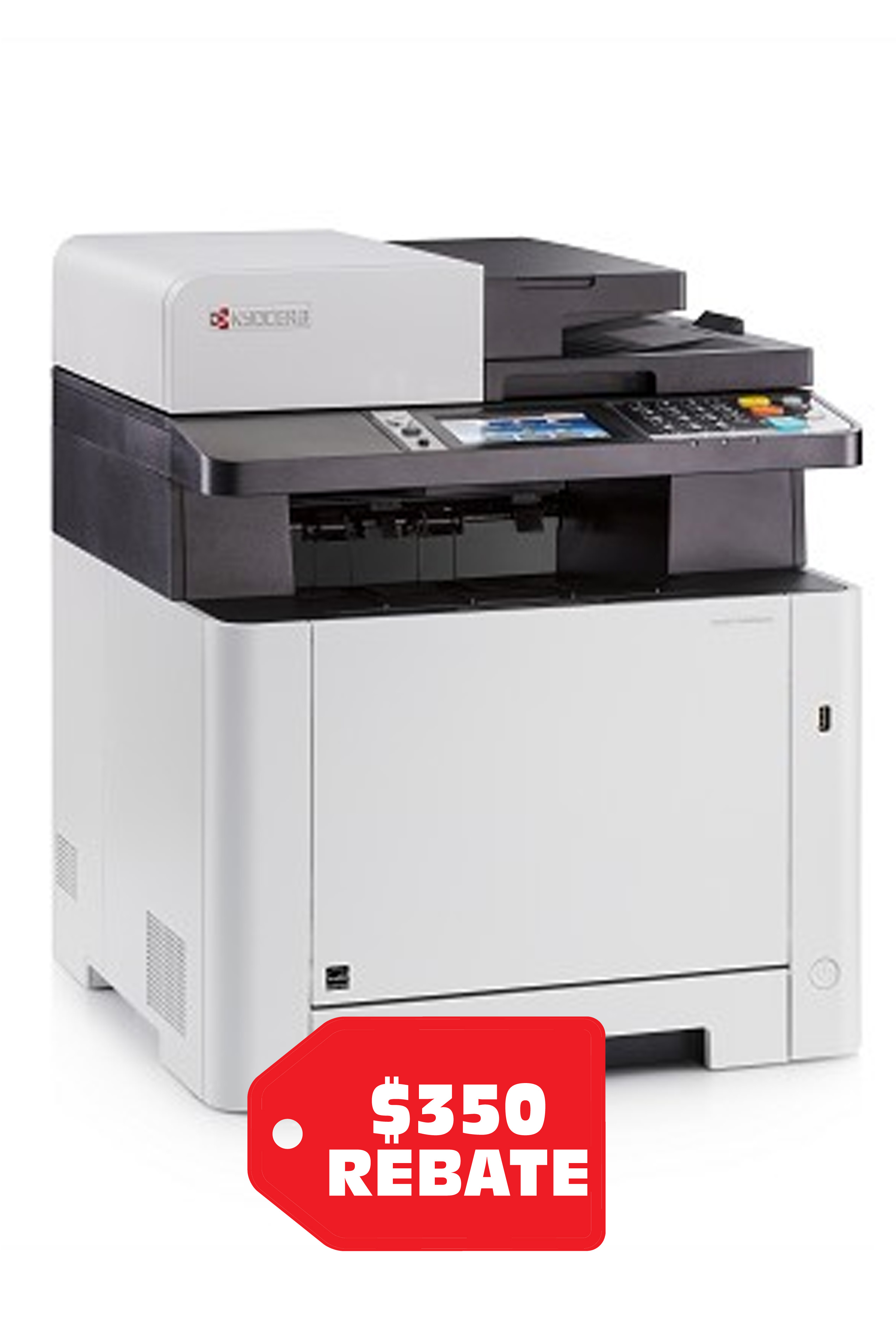 Kyocera Ecosys M5526CDW Color...