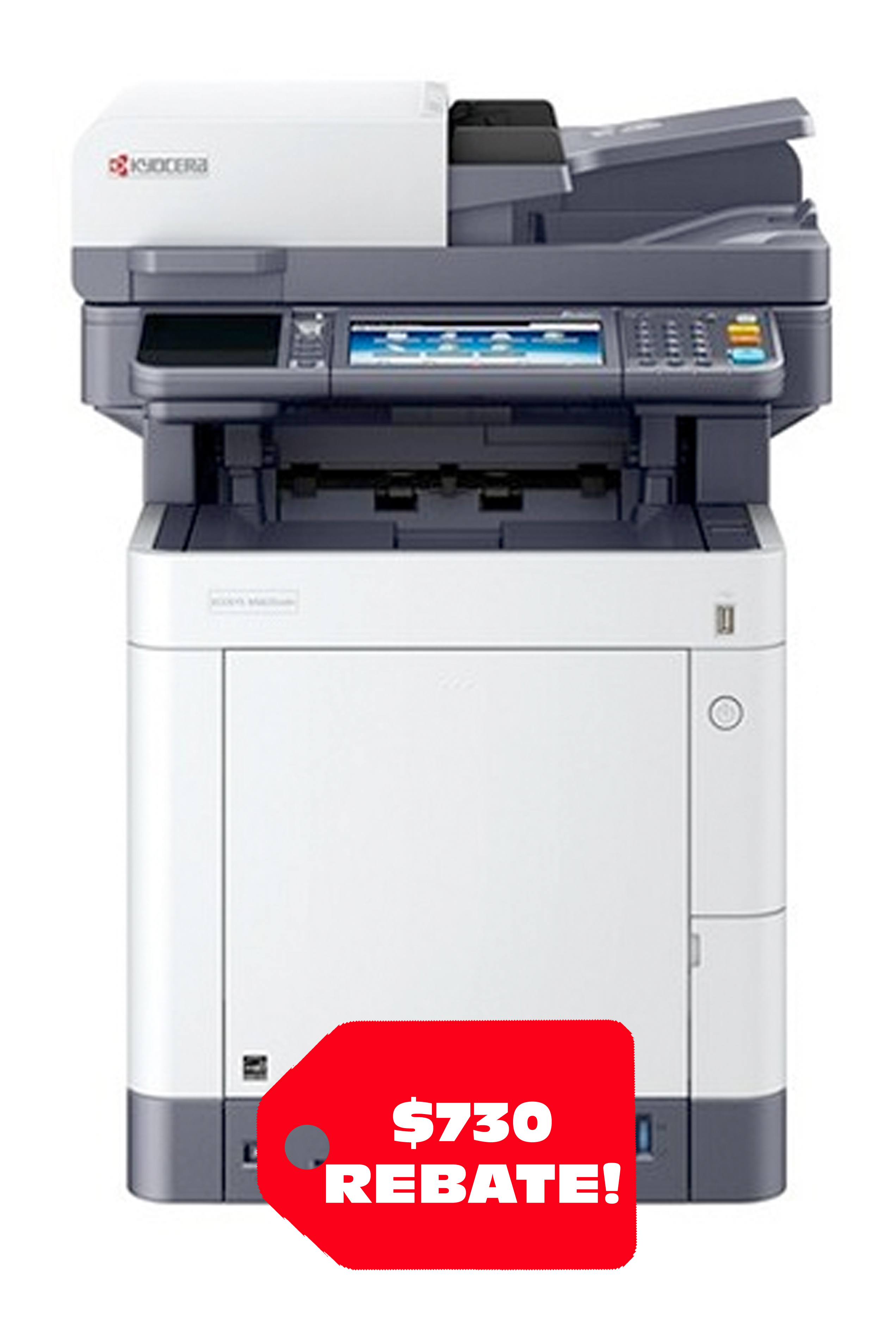 Kyocera ECOSYS M6635CIDN (35ppm)