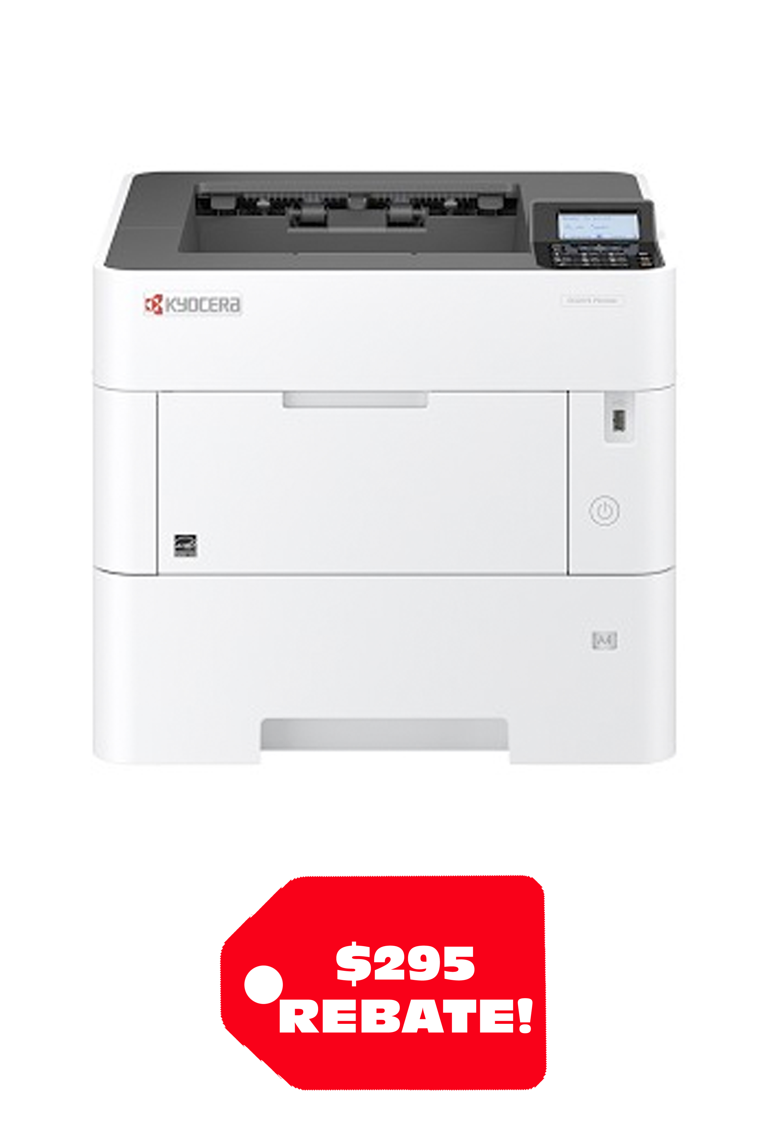 Kyocera ECOSYS P3150DN 52PPM DESKTOP MONOCHROME NETWORK PRINTER