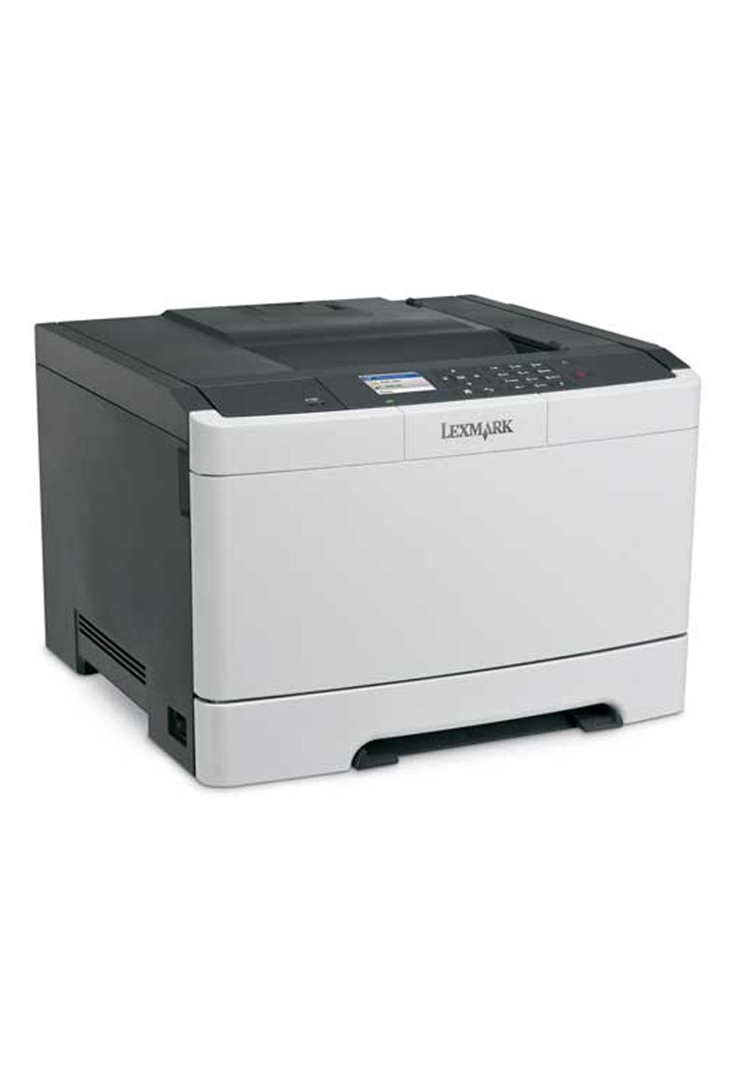 Lexmark CS410N Laser Printer...