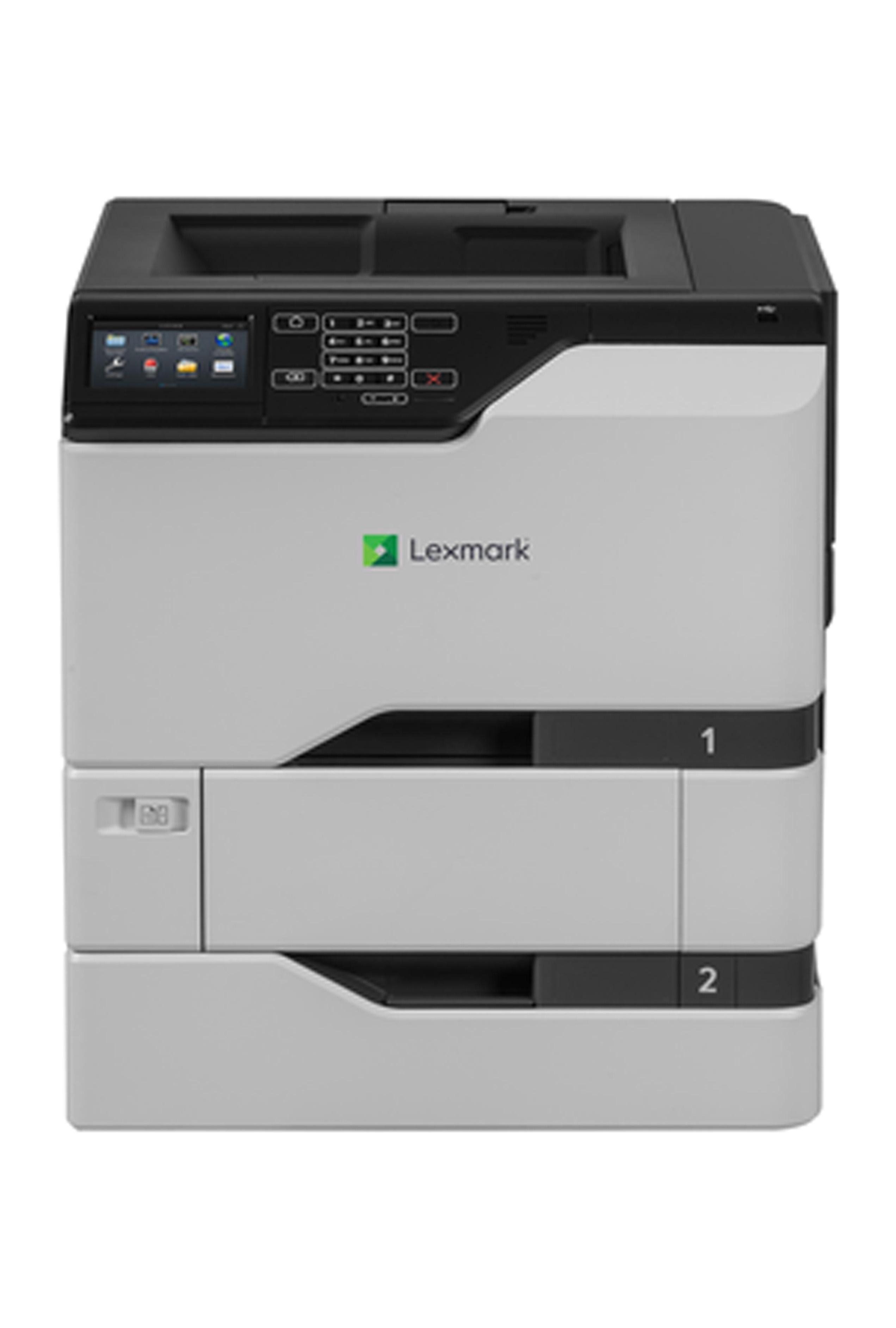 Lexmark CS720dte Laser Printer...