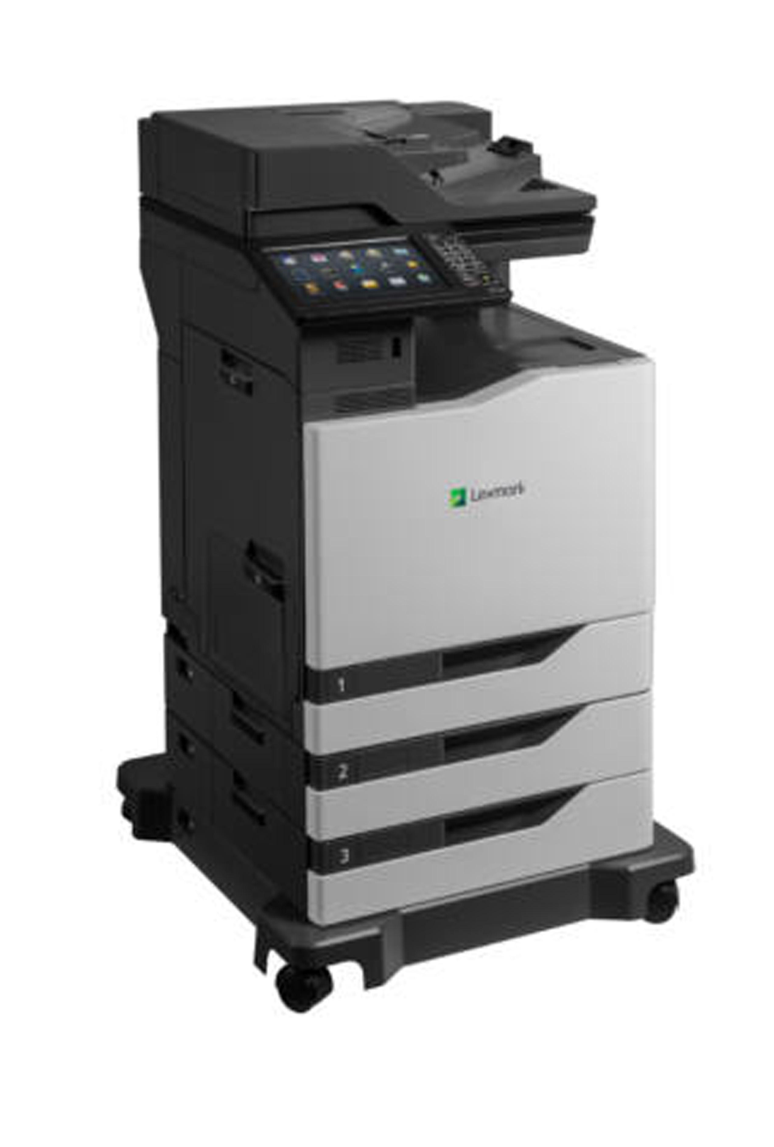 Lexmark CX860DTE Laser Multifunction...