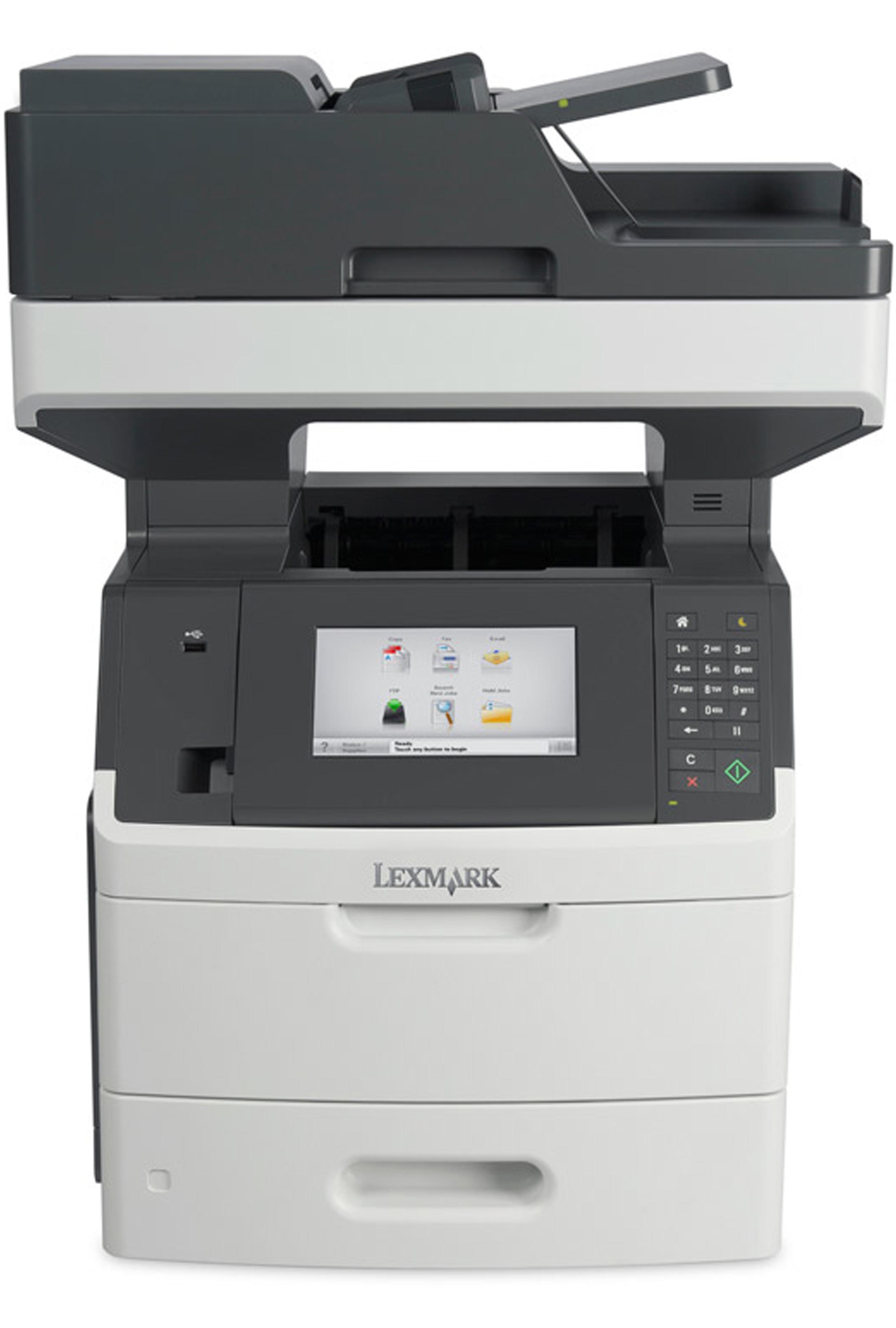 Lexmark MX710DHE Monochrome...