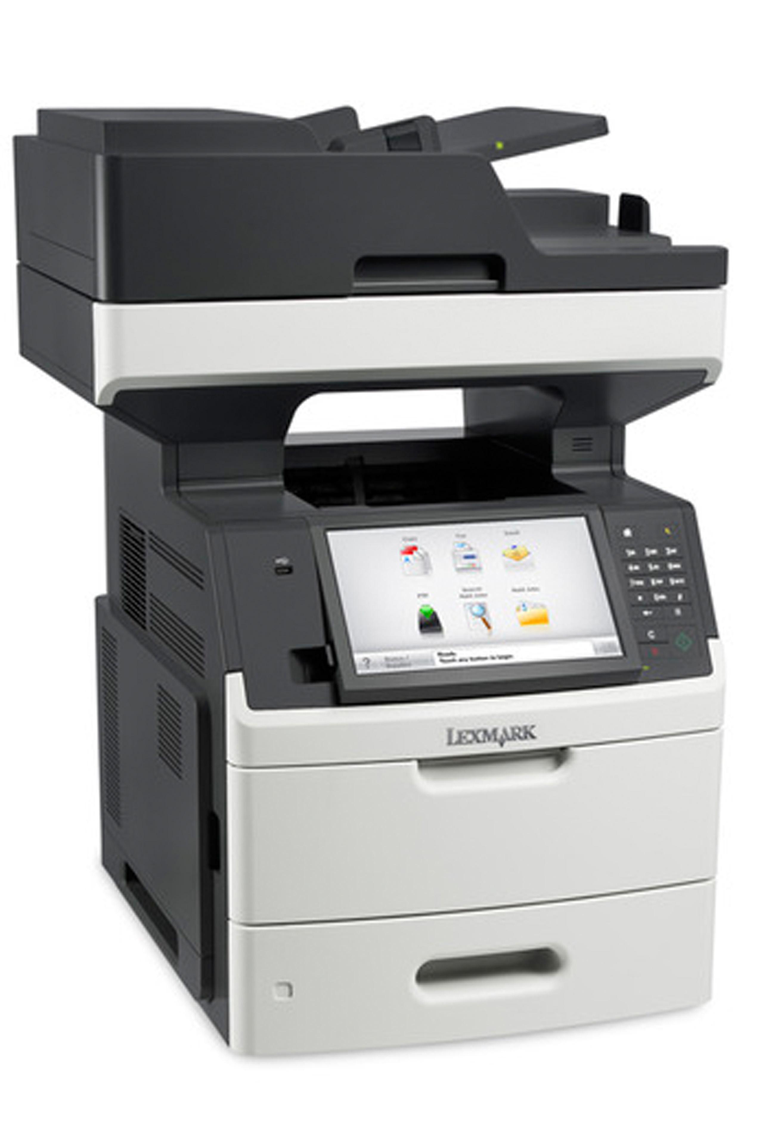 Lexmark MX711DHE Monochrome...