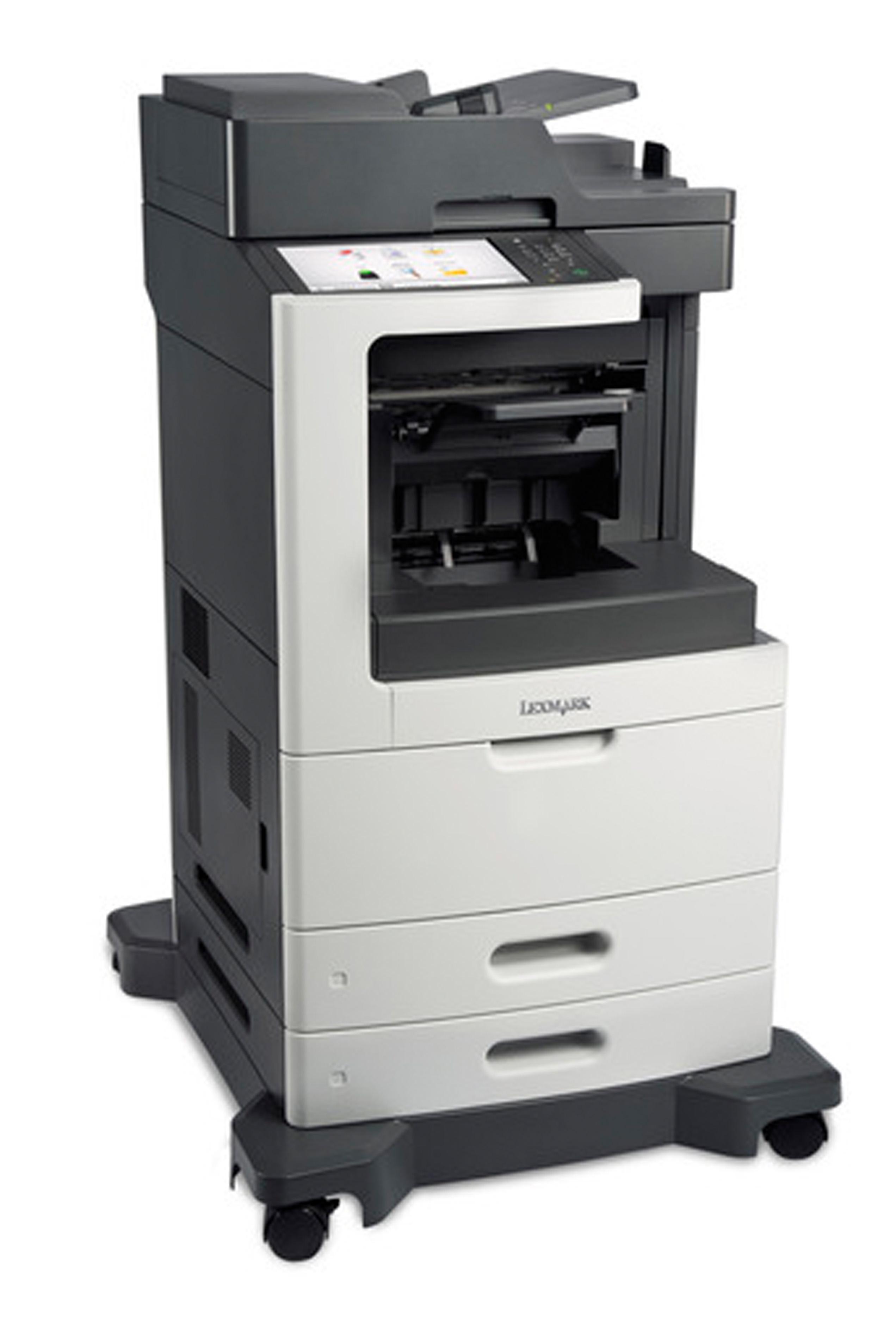 Lexmark MX811DE Monochrome...