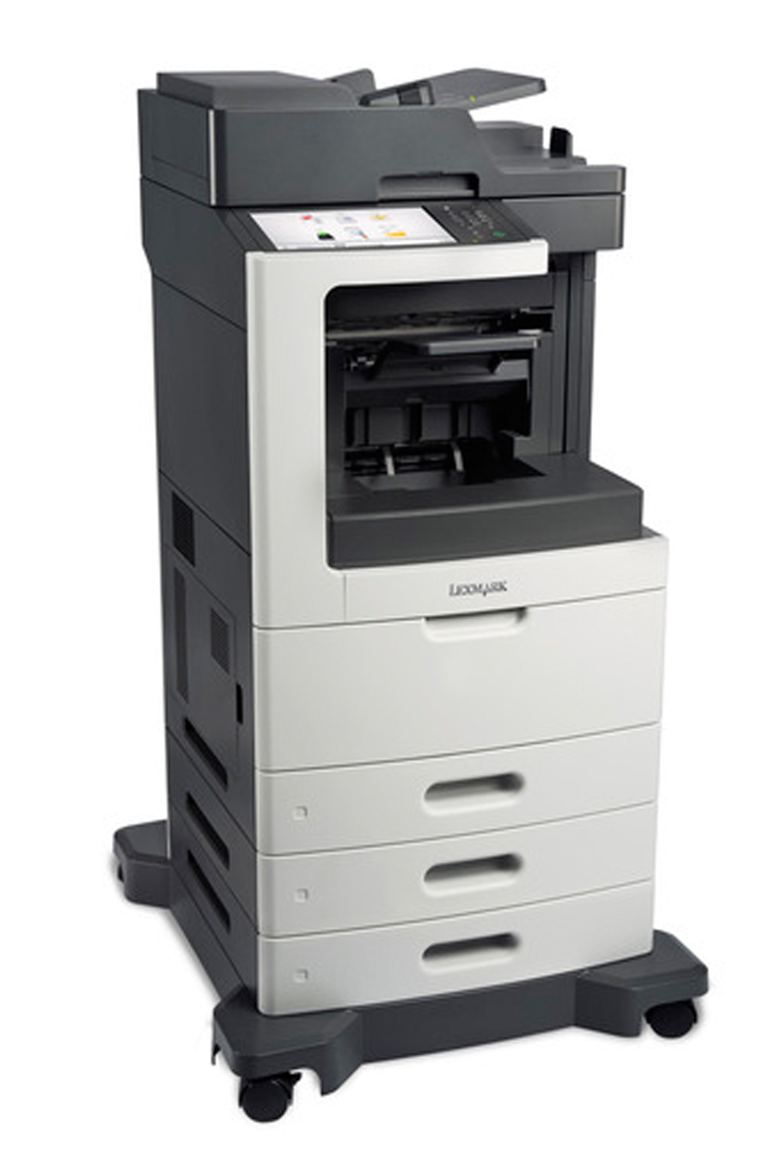 Lexmark MX812DTE Monochrome...