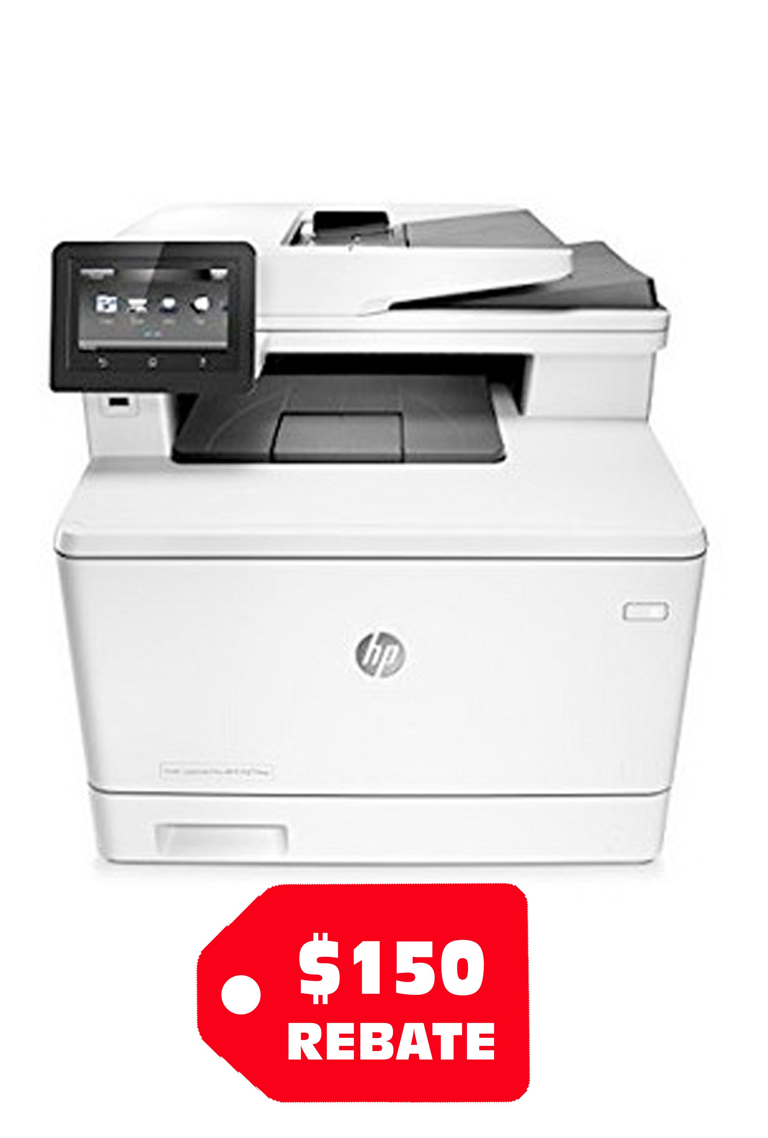 HP Black & White LaserJet Pro MFP M426fdn 40ppm Multifunction...