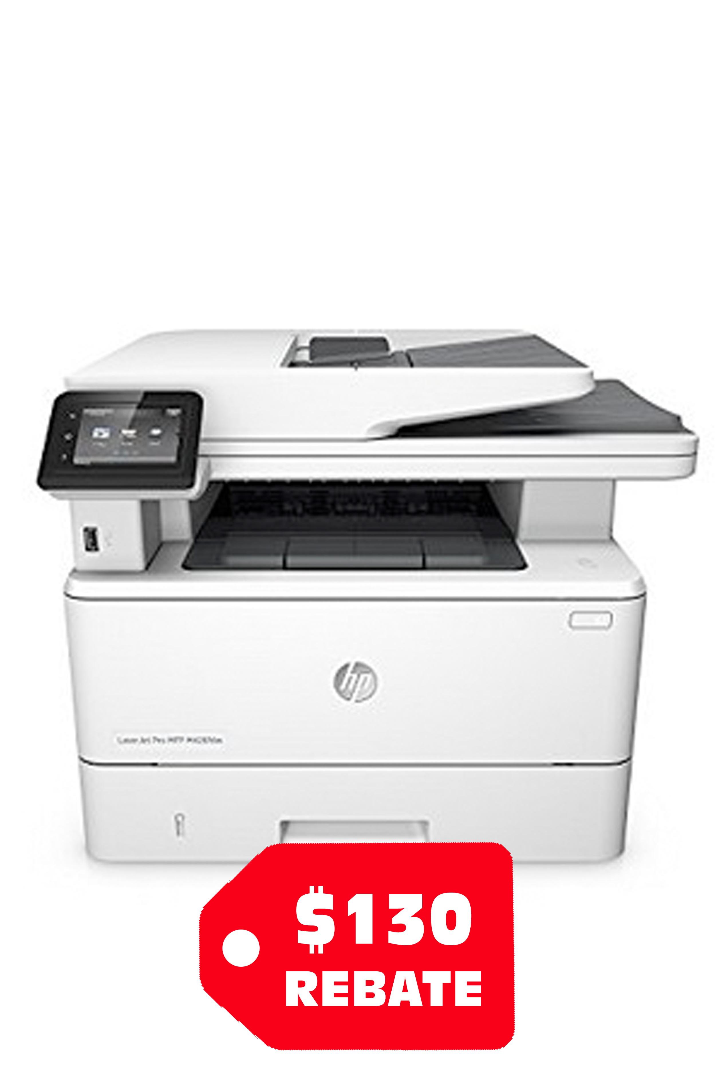 HP Black & White LaserJet Pro MFP M426FDW 40ppm Multifunction...