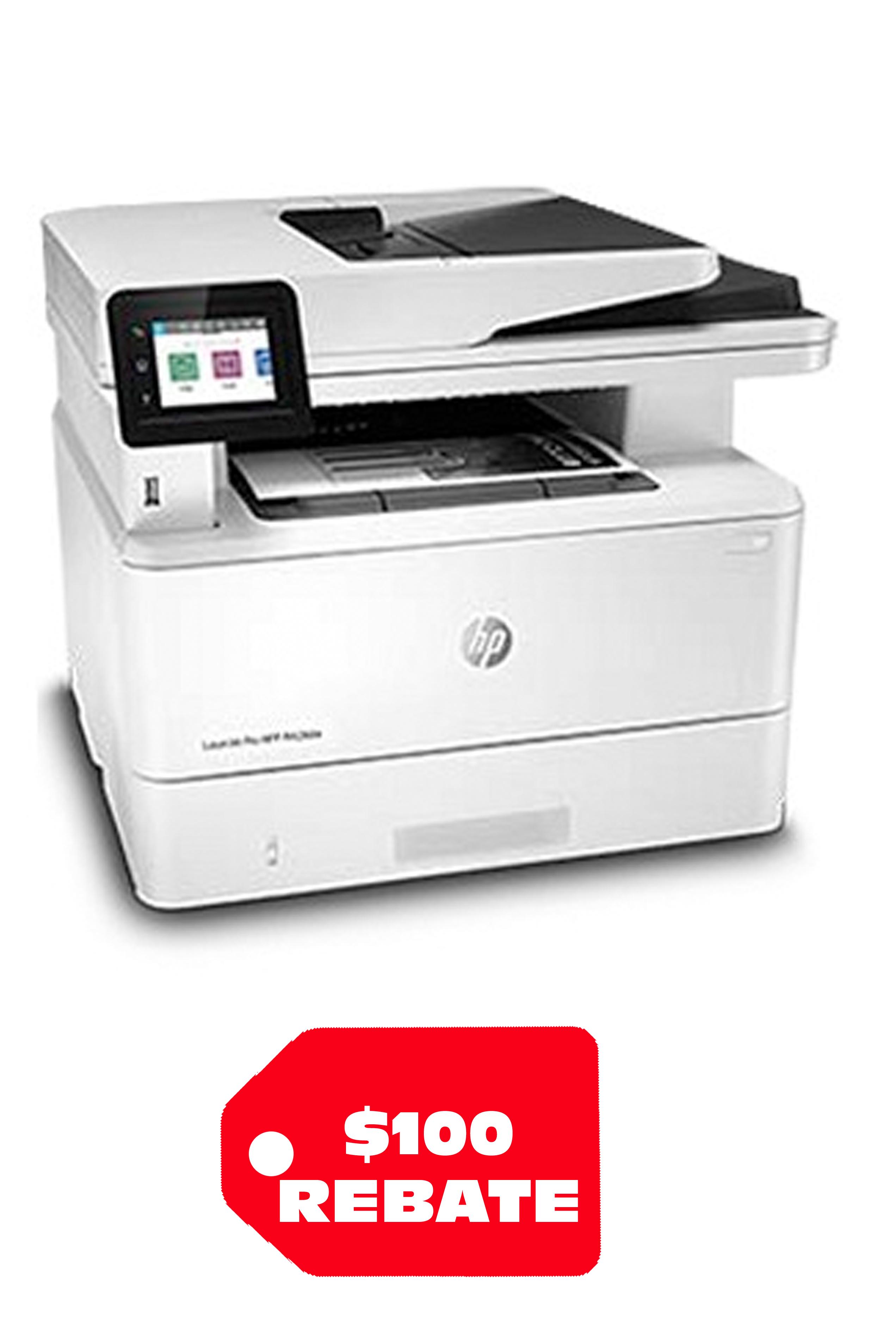HP LaserJet Pro MFP M428fdn (40/38 ppm)