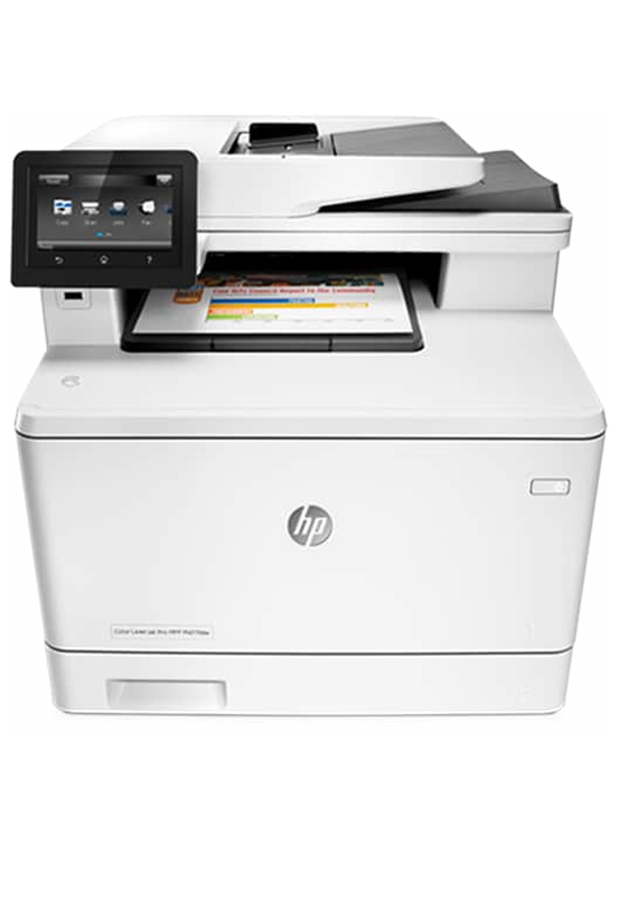 HP Color LaserJet Pro M477fdw...