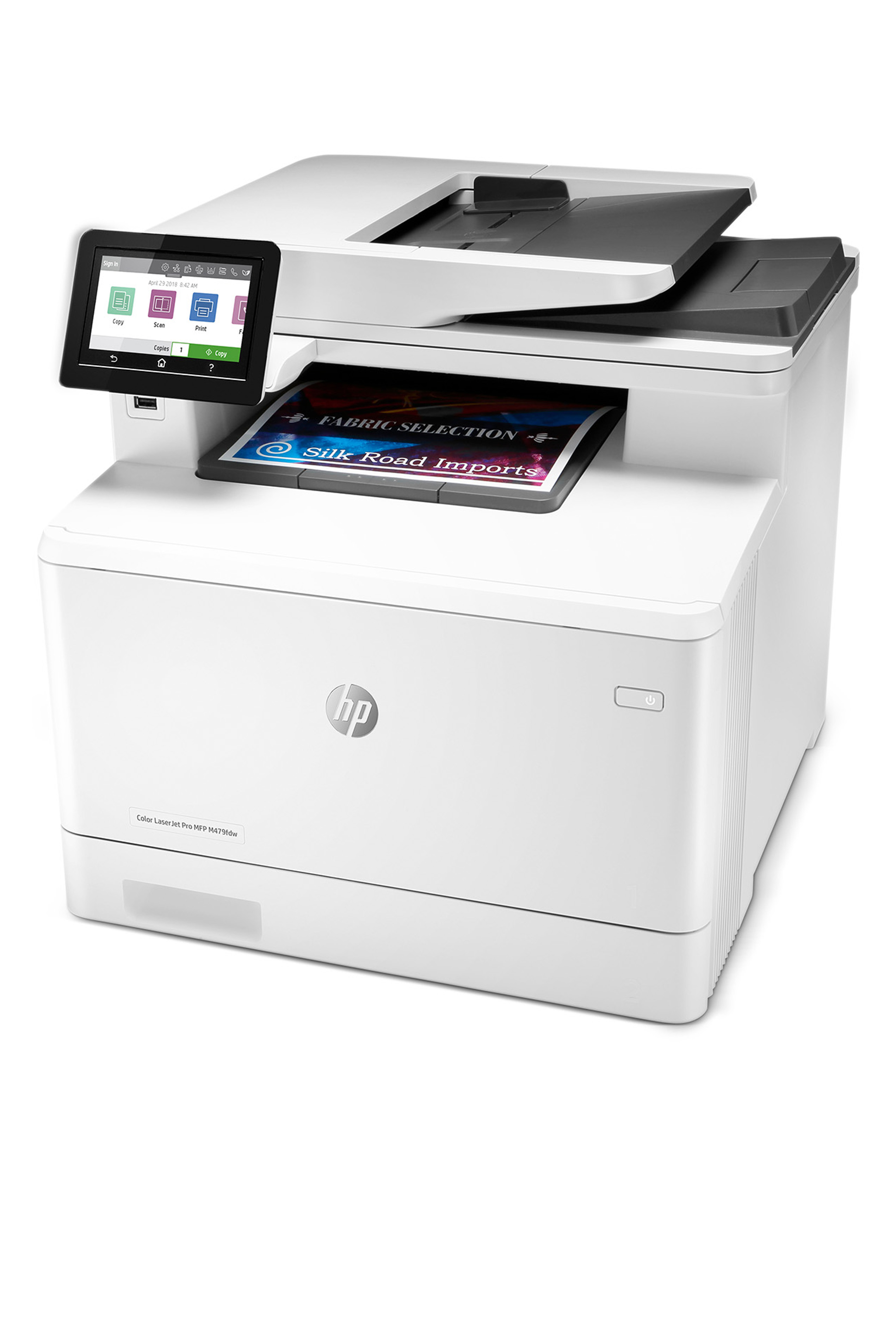 HP Color LaserJet Pro MFP M479dw (28/27 ppm)