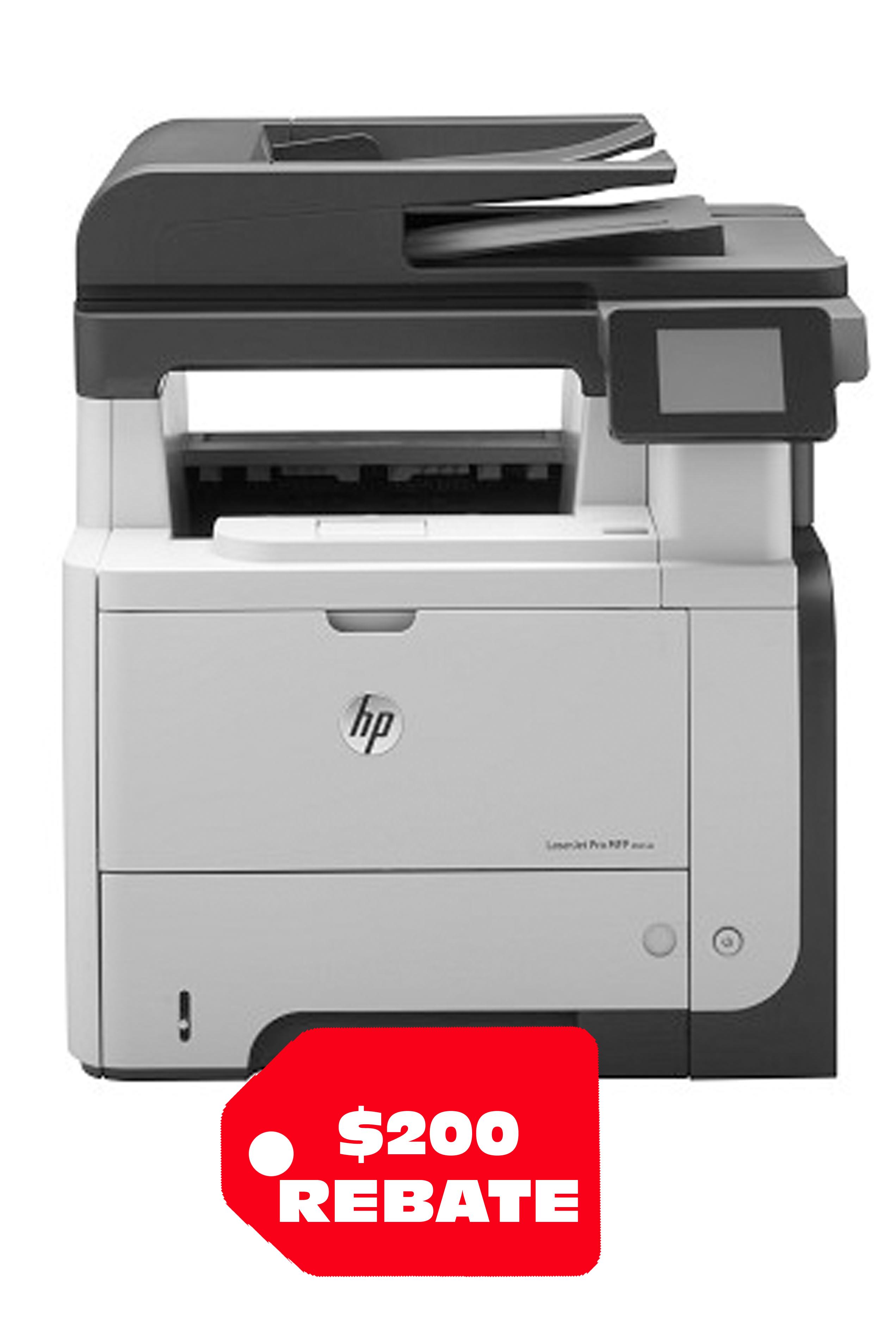 HP LaserJet Pro MFP M521dn (42PPM)