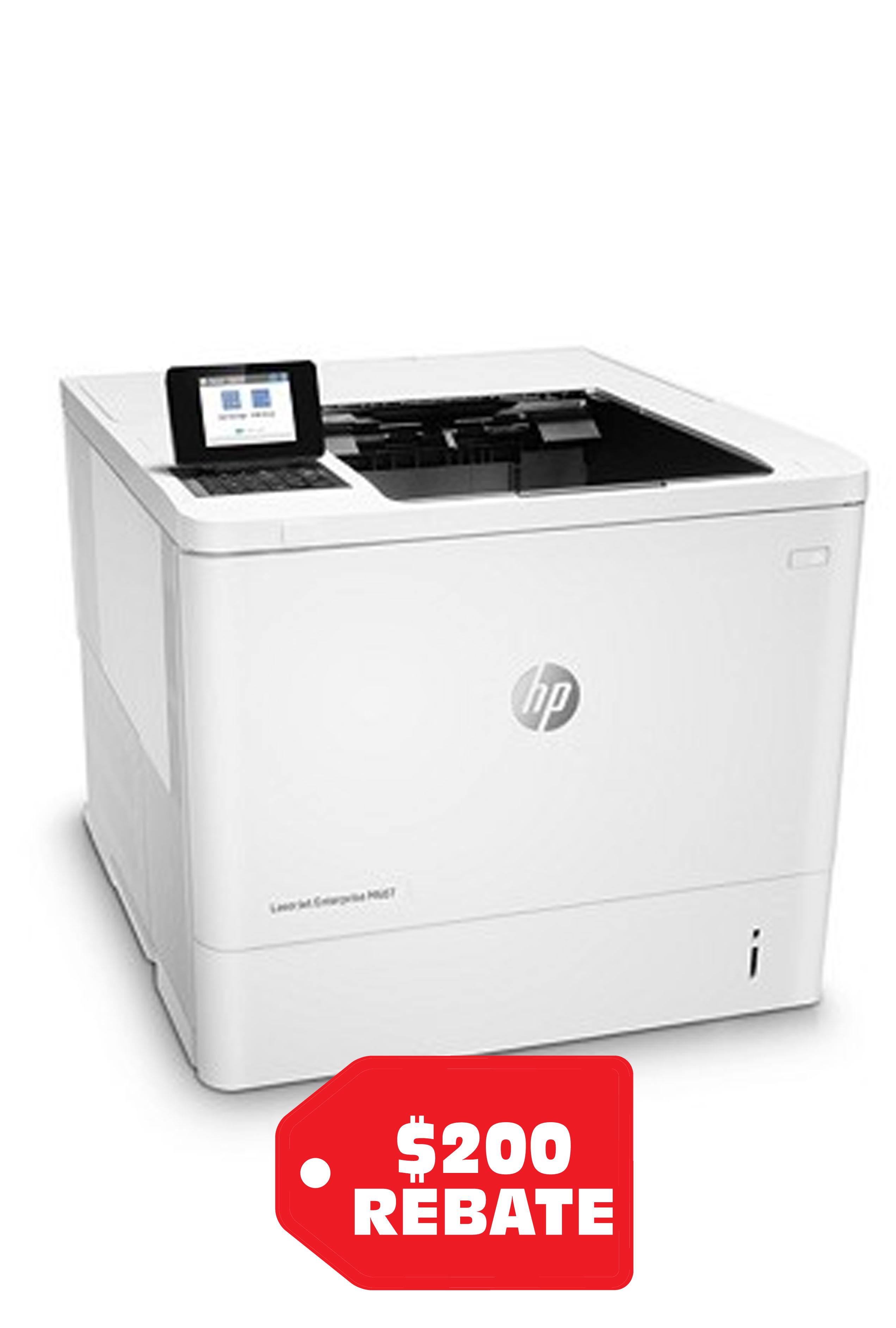 HP LaserJet Enterprise M608N...