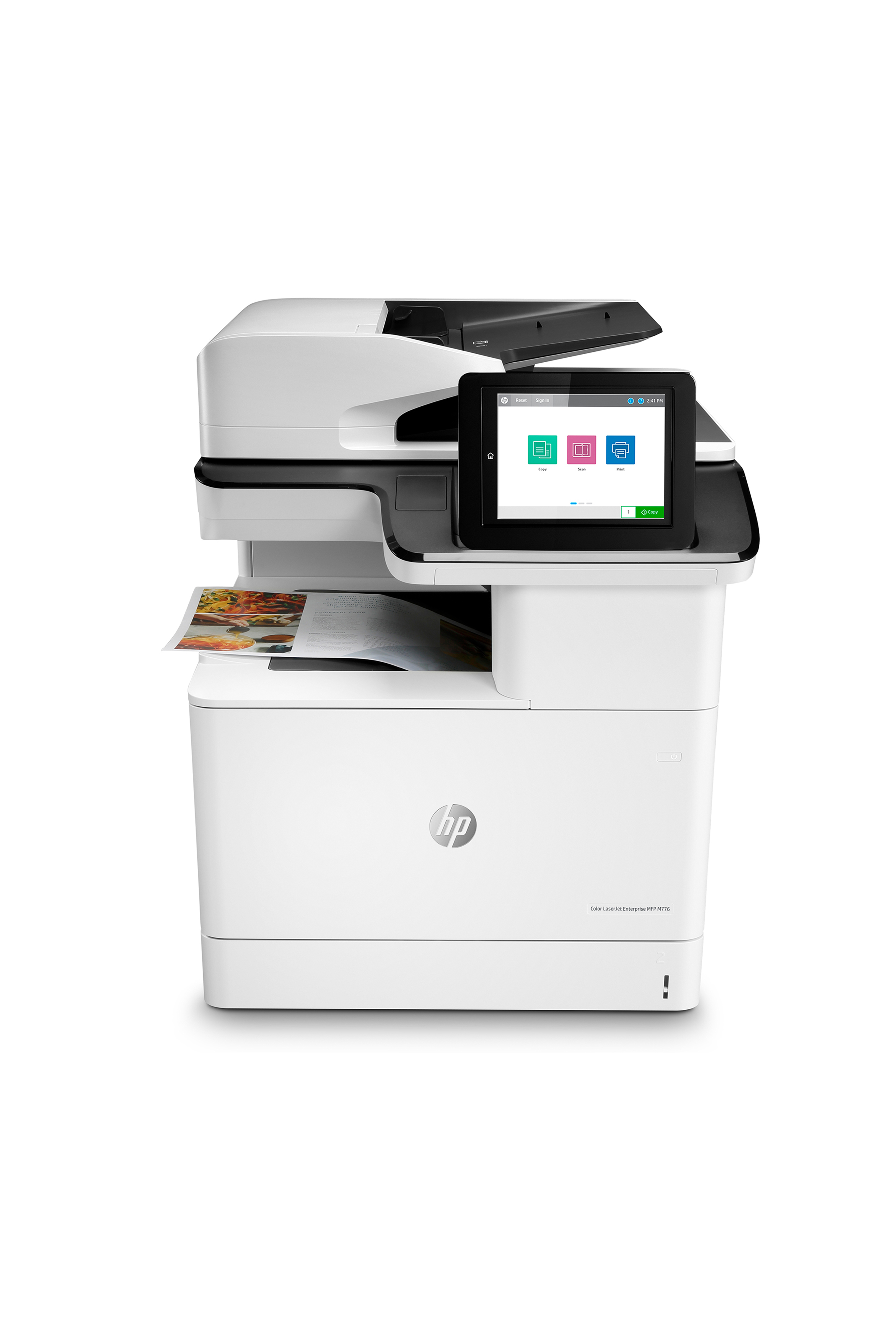 HP Pagewide Pro M776DN MFP (45PPM)