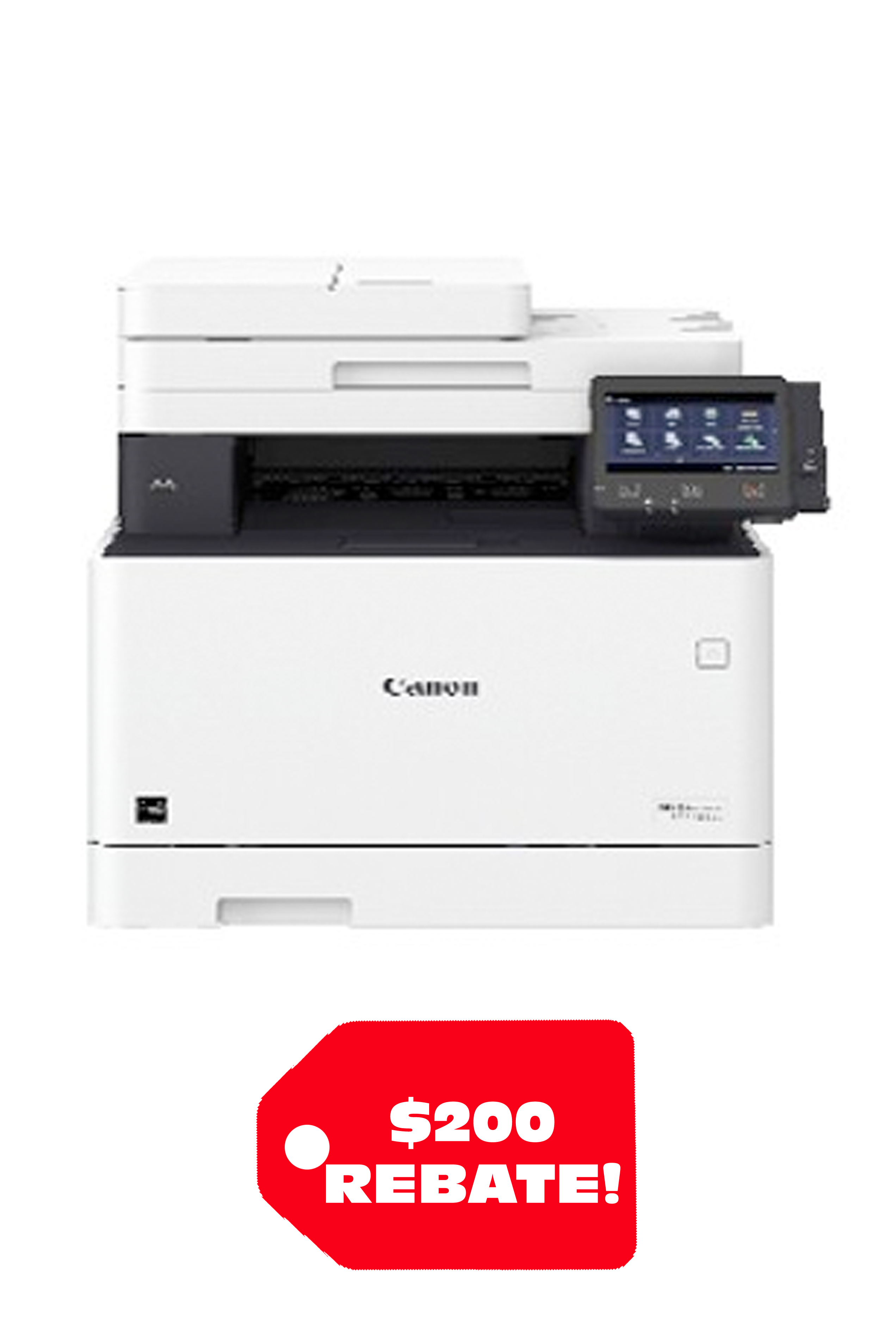 Canon Color imageCLASS MF745Cdw - All in One (28ppm)