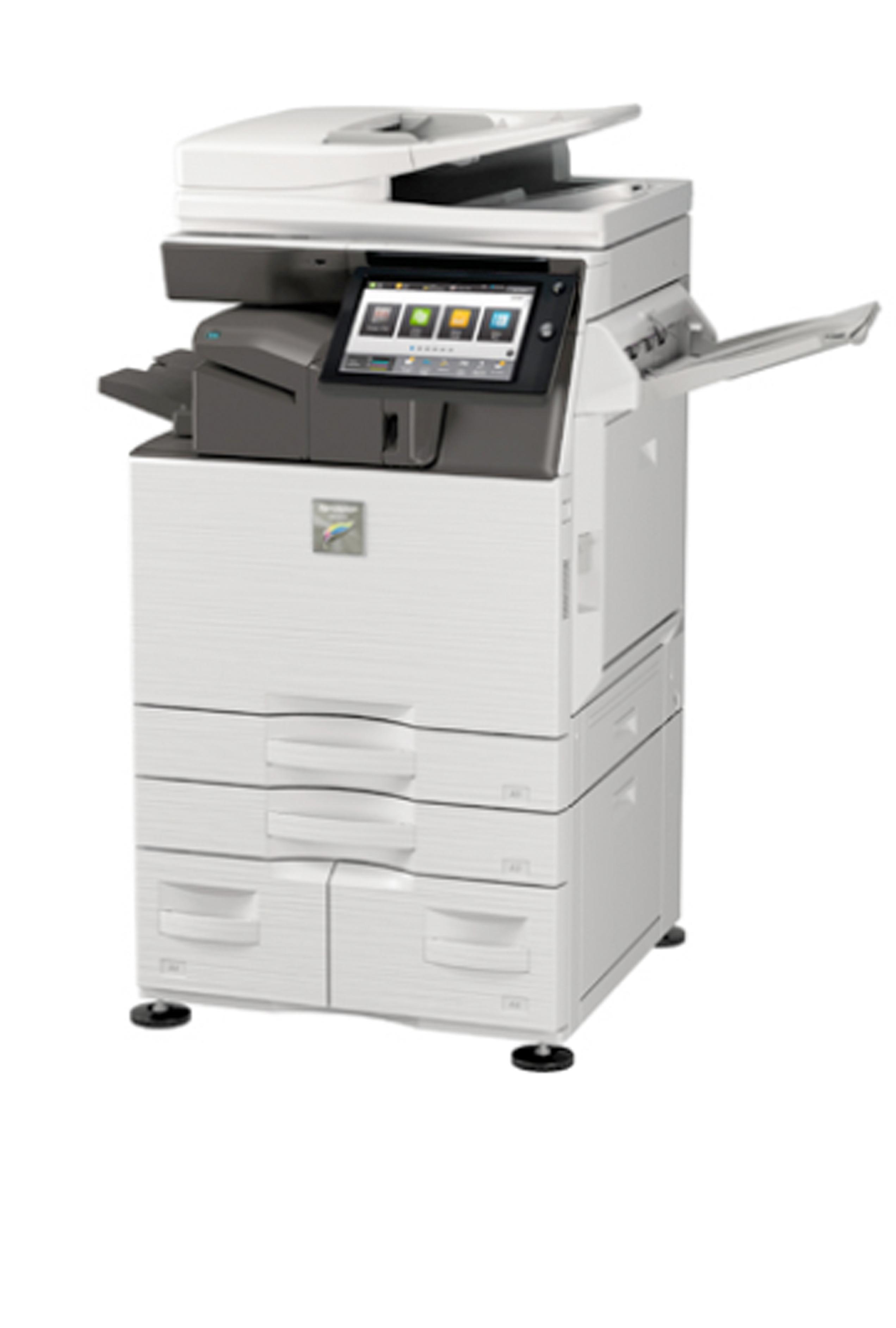 Sharp copier printer