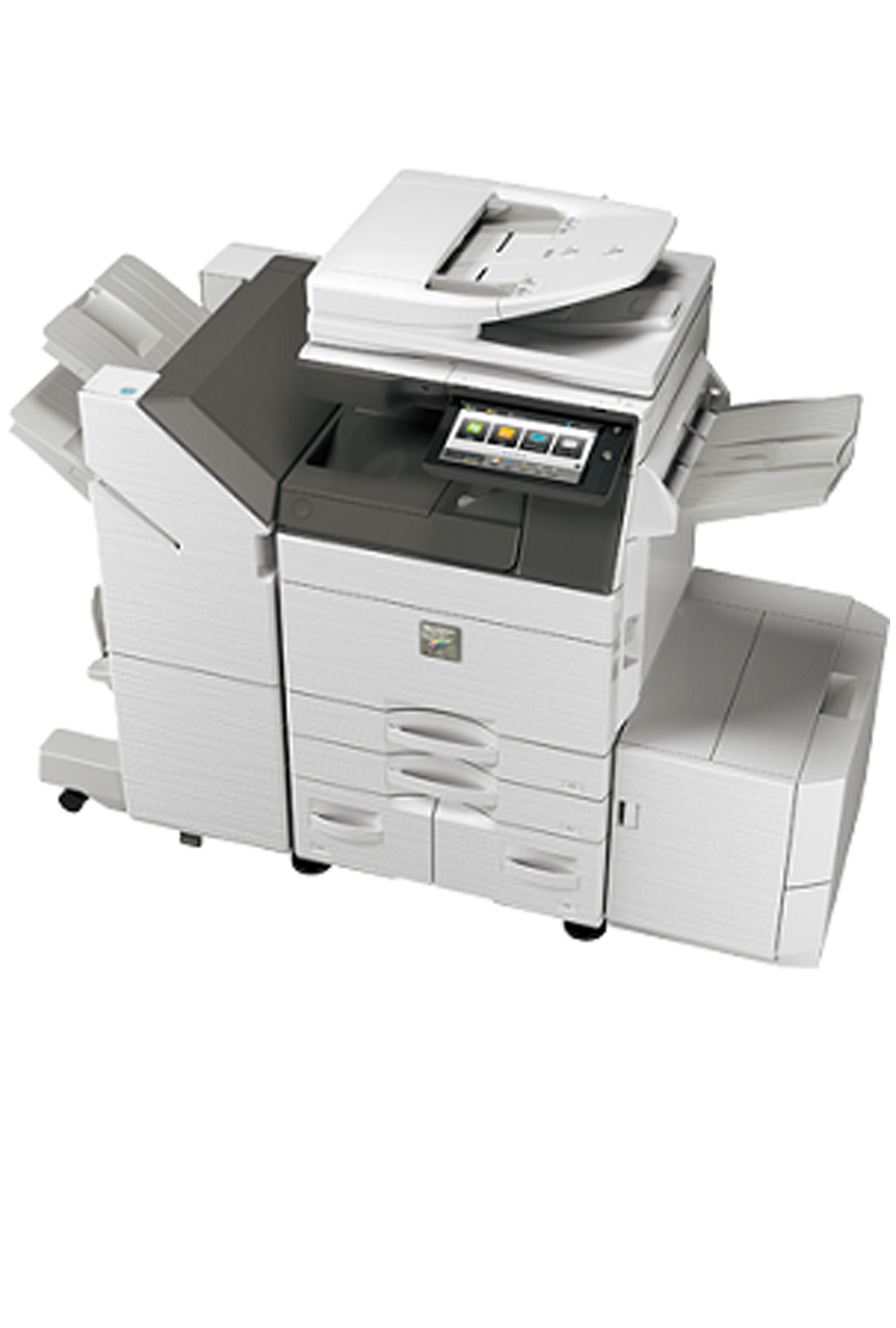 Sharp MX-5050N Color Desktop...