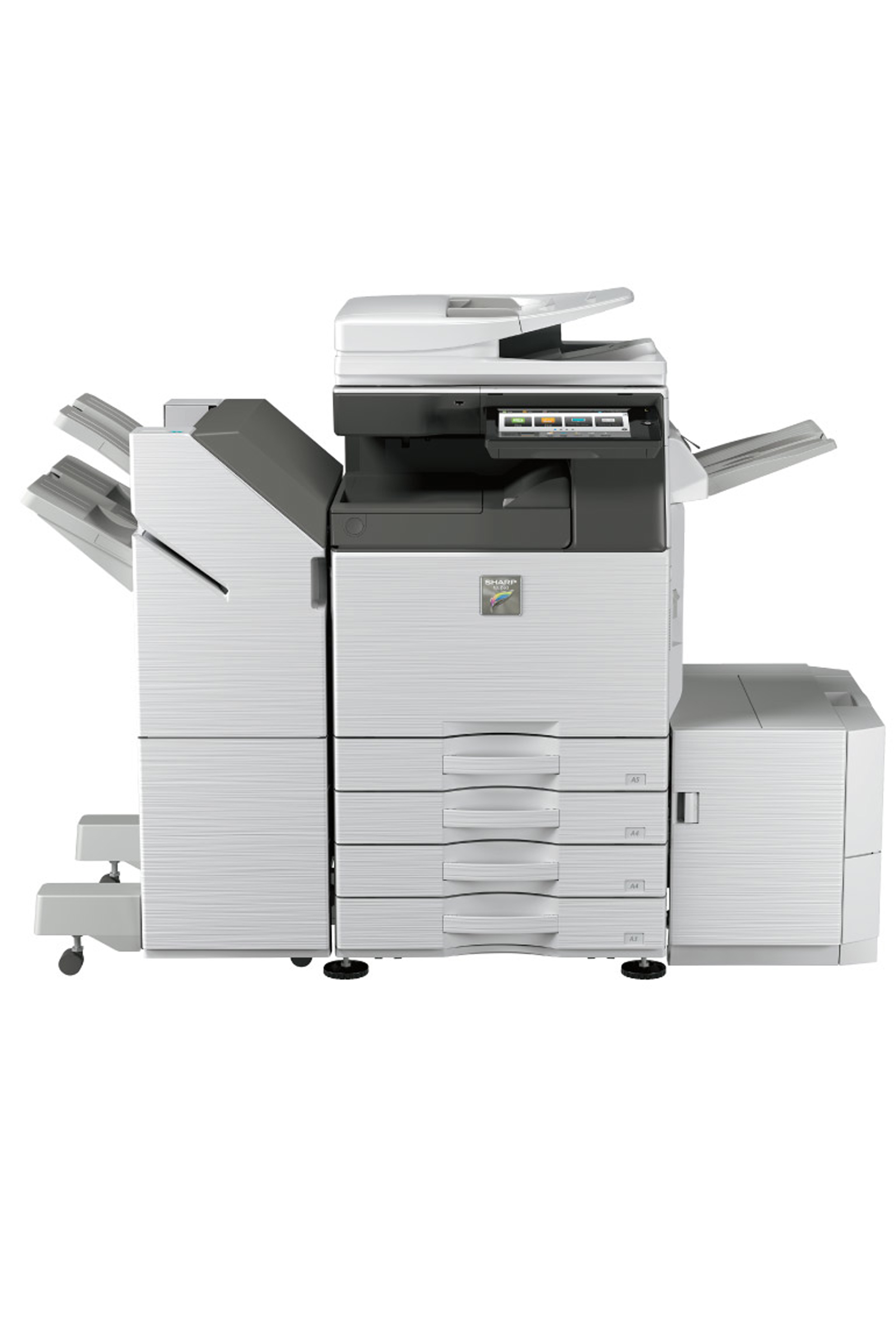 Sharp MX-6070V Color Desktop Laser Multifunction Copier...