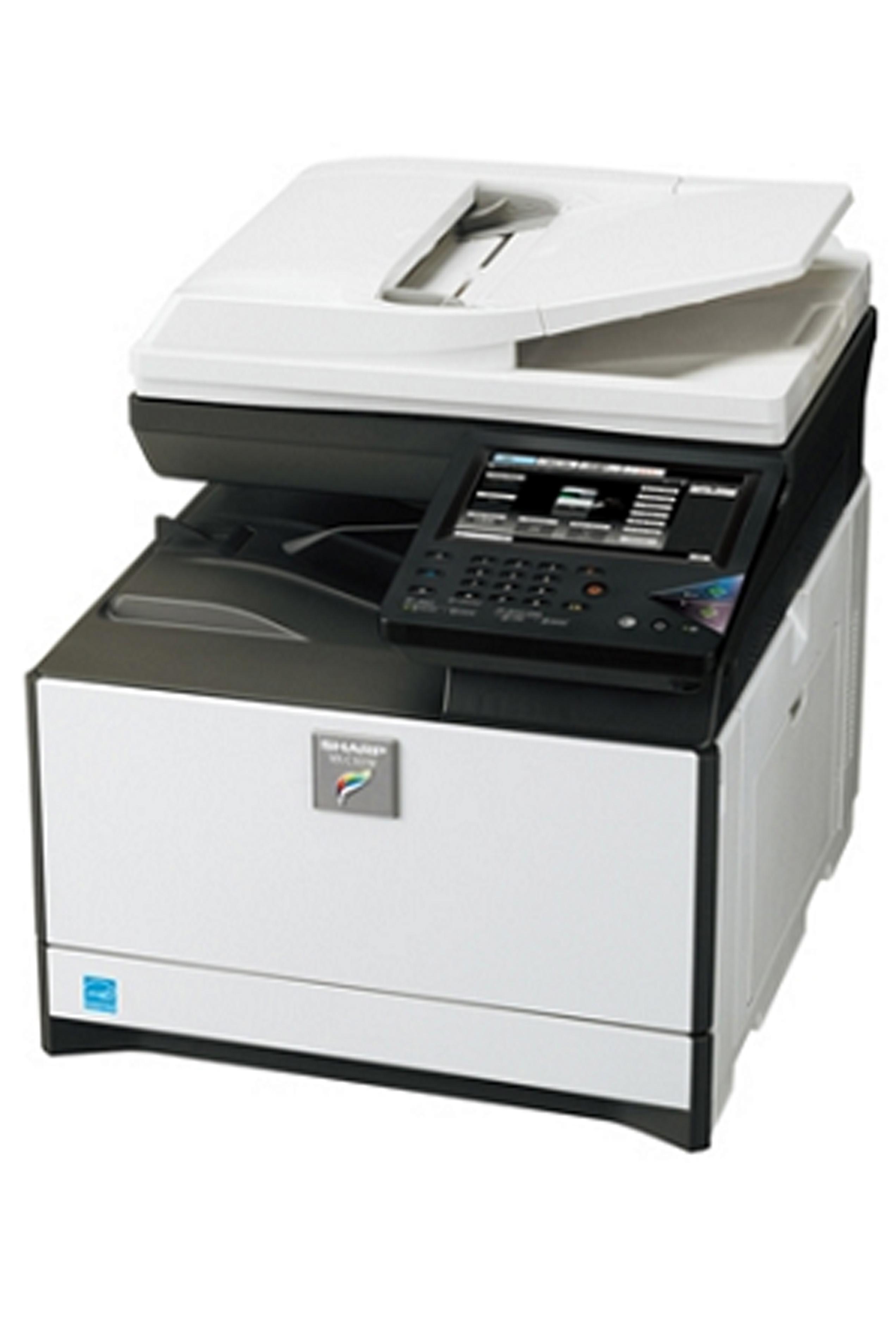 Sharp MX-C301W Color Desktop...