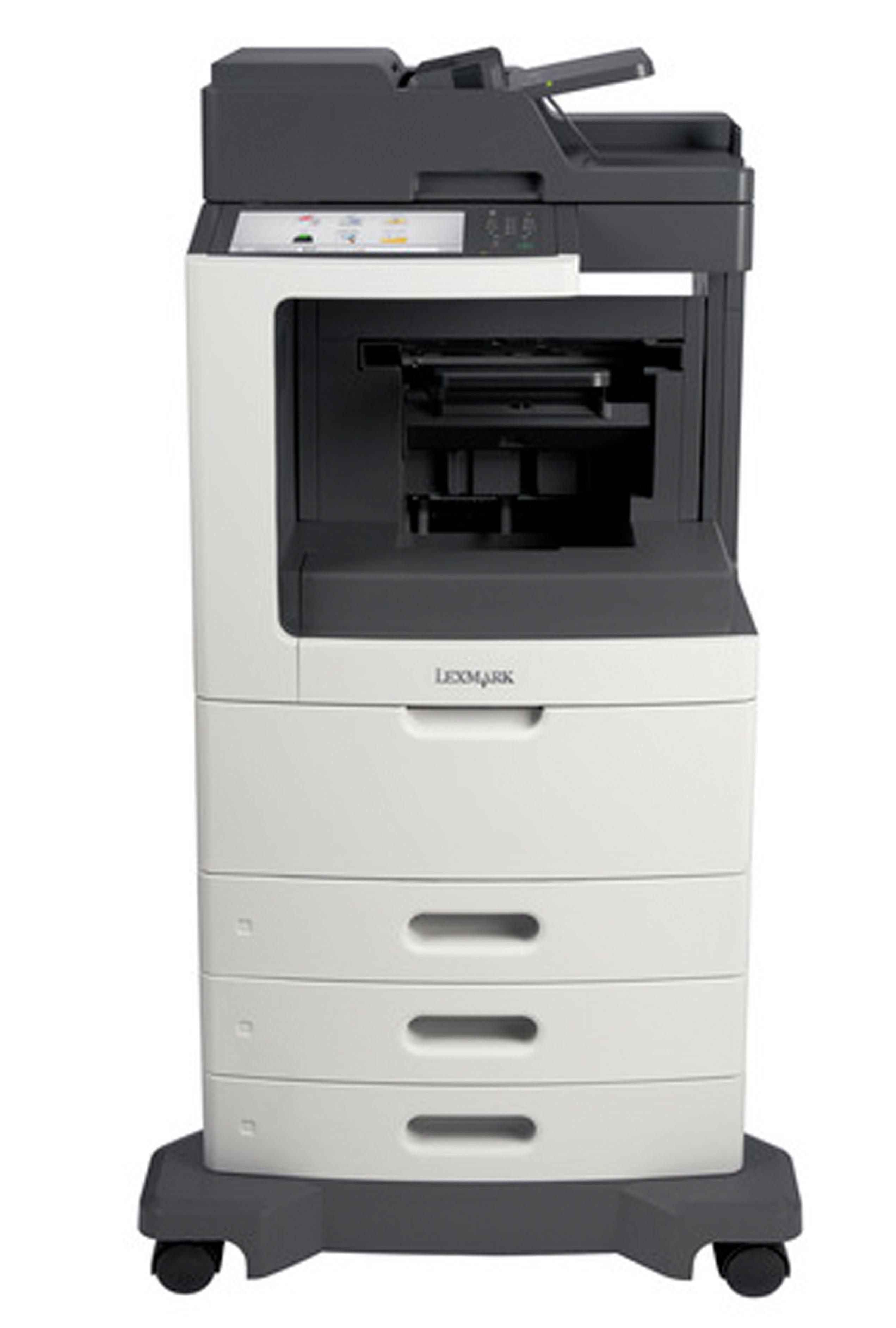 Lexmark MX810DTFE Monochrome...