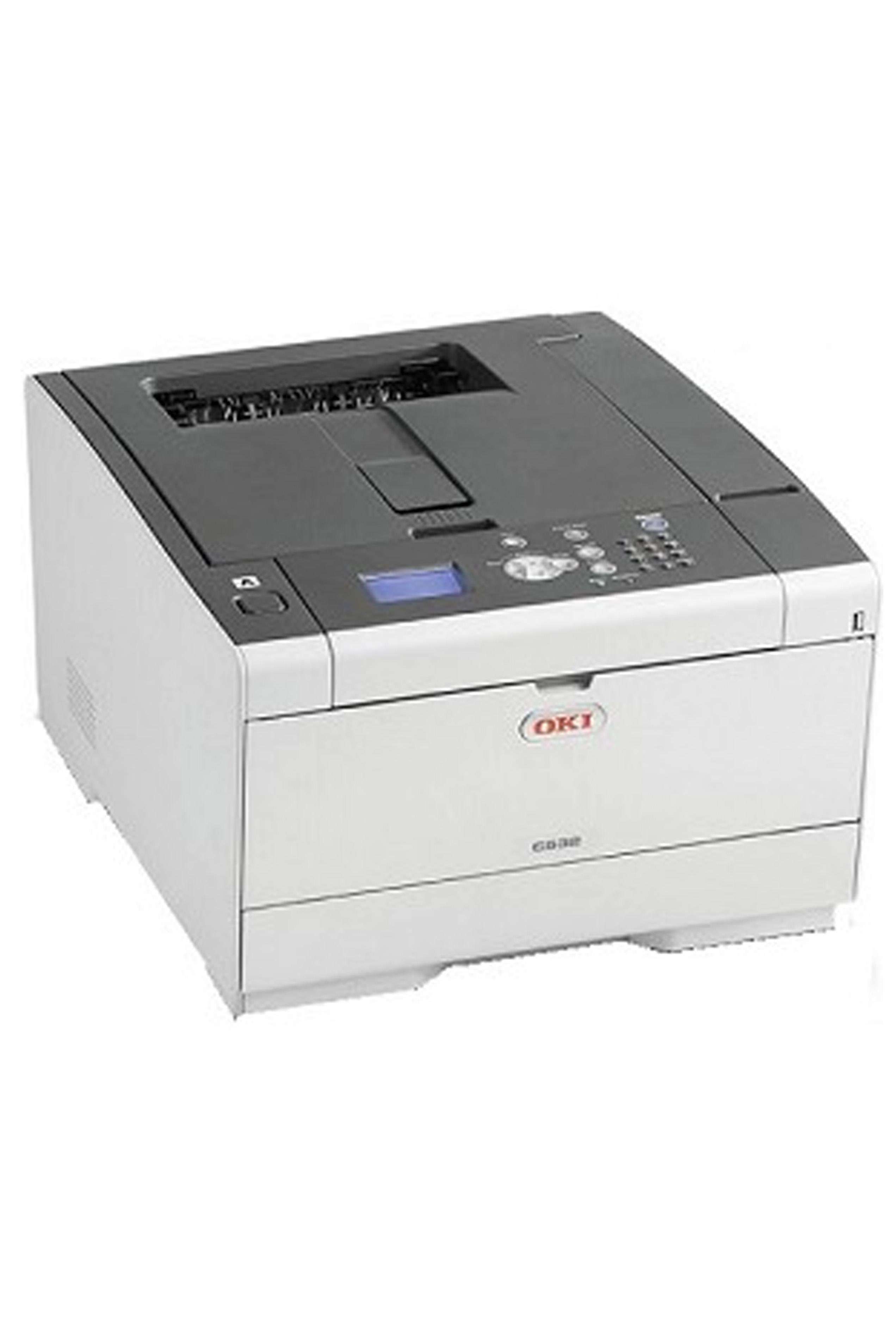 Okidata Color Printer C532dn...